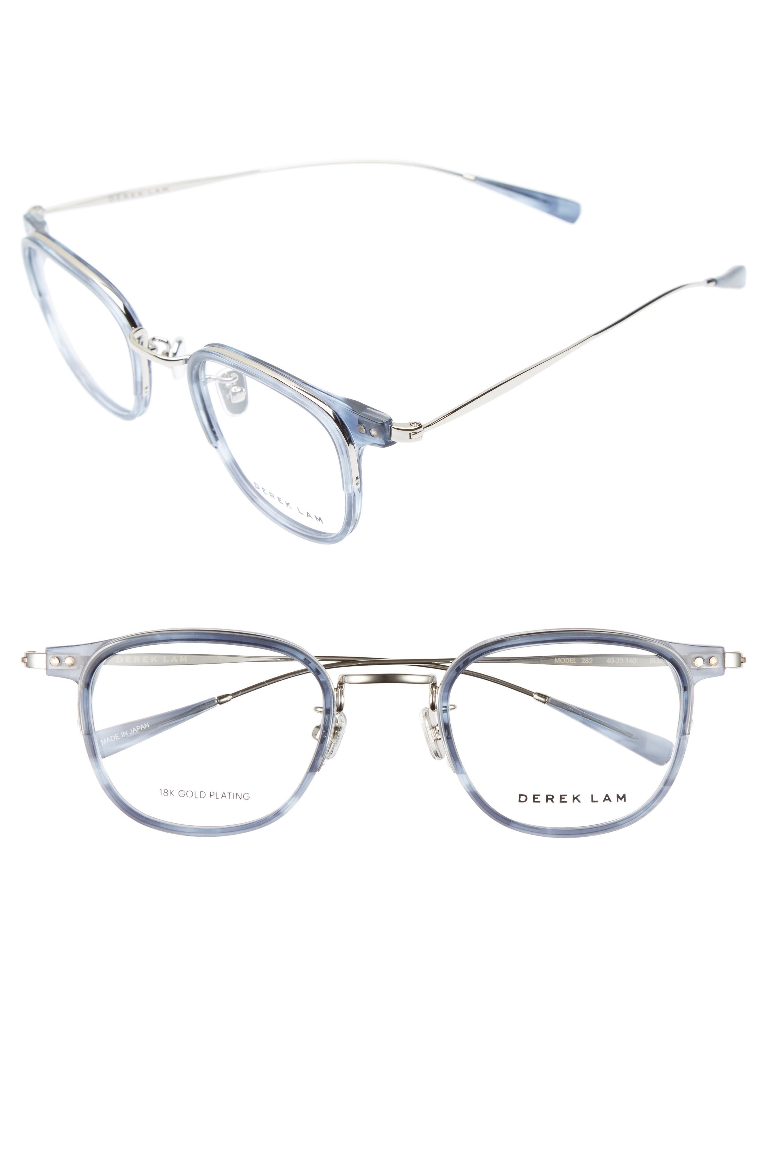 Derek Lam 49mm Optical Glasses