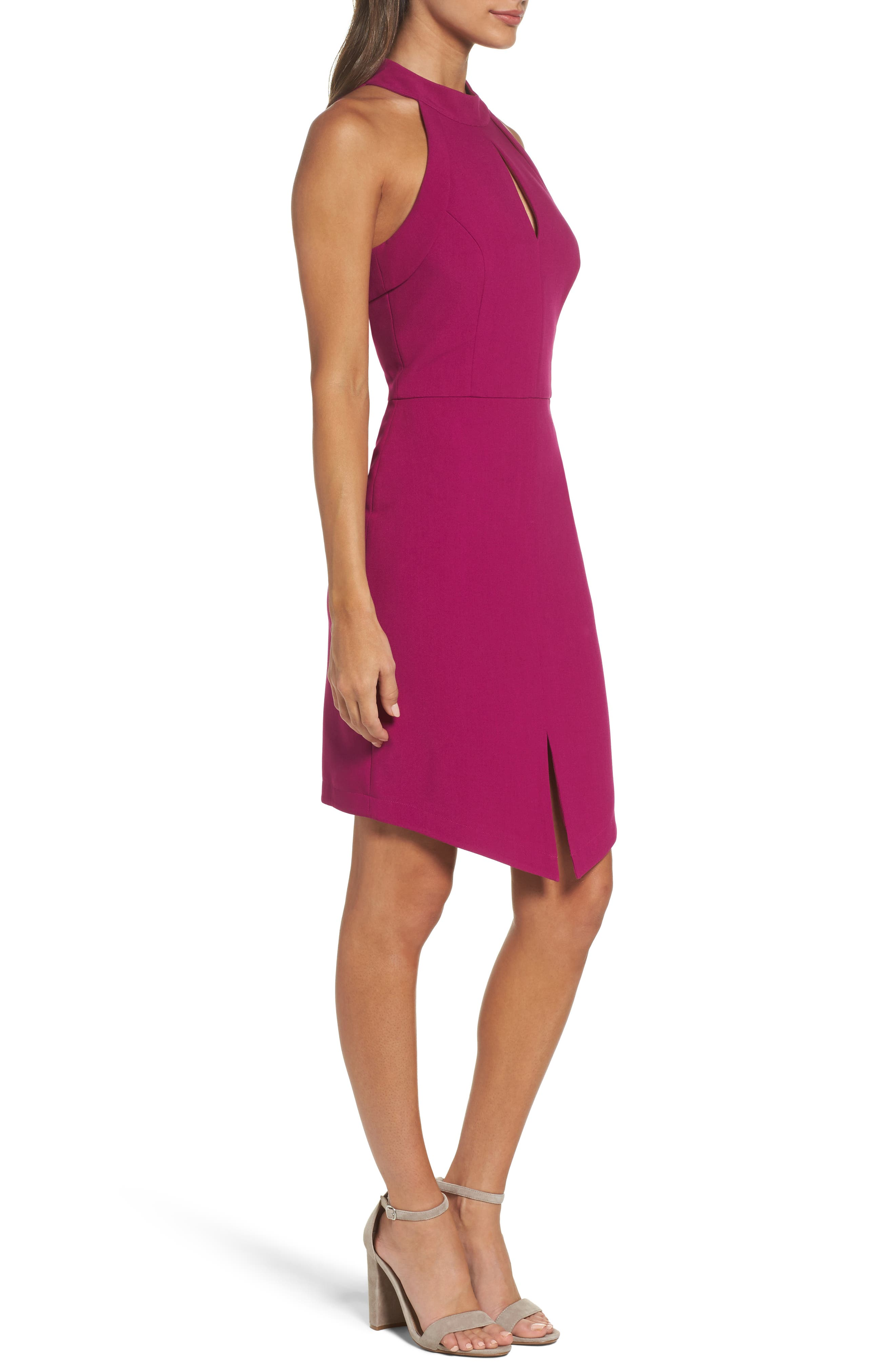 Alternate Image 3  - Adelyn Rae Marlena Sheath Dress