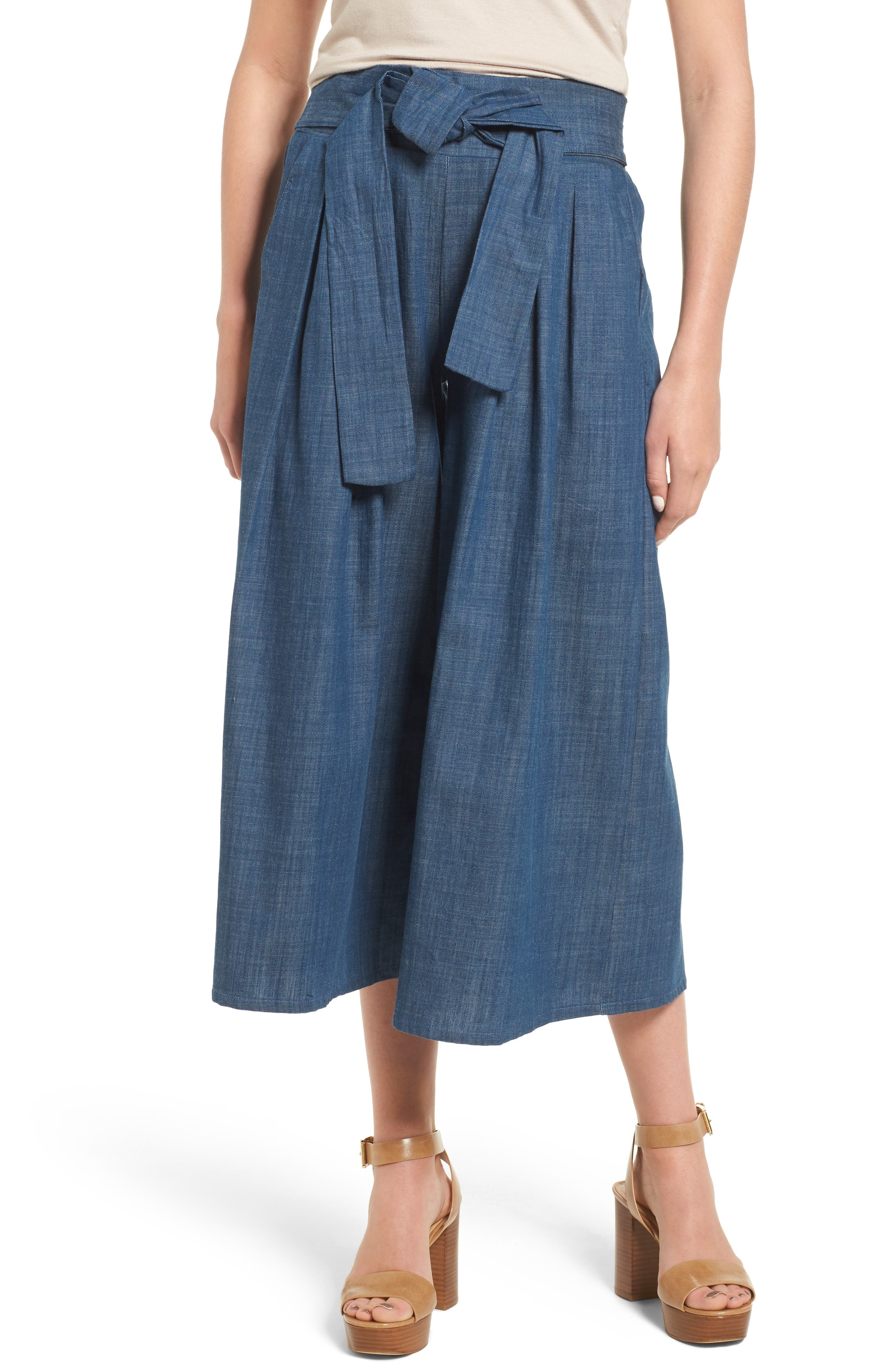 MISA Los Angeles Coco Wide Leg Pants