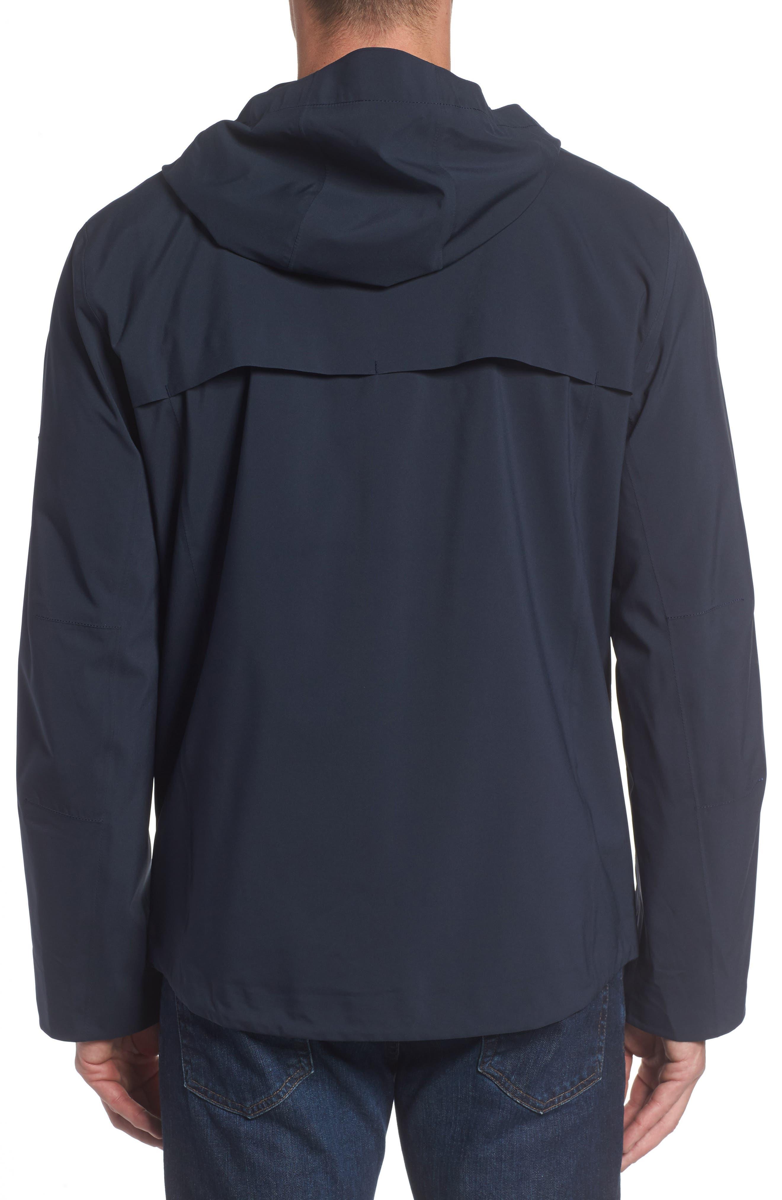 Alternate Image 2  - Marc New York Stratus Waterproof Hooded Rain Jacket