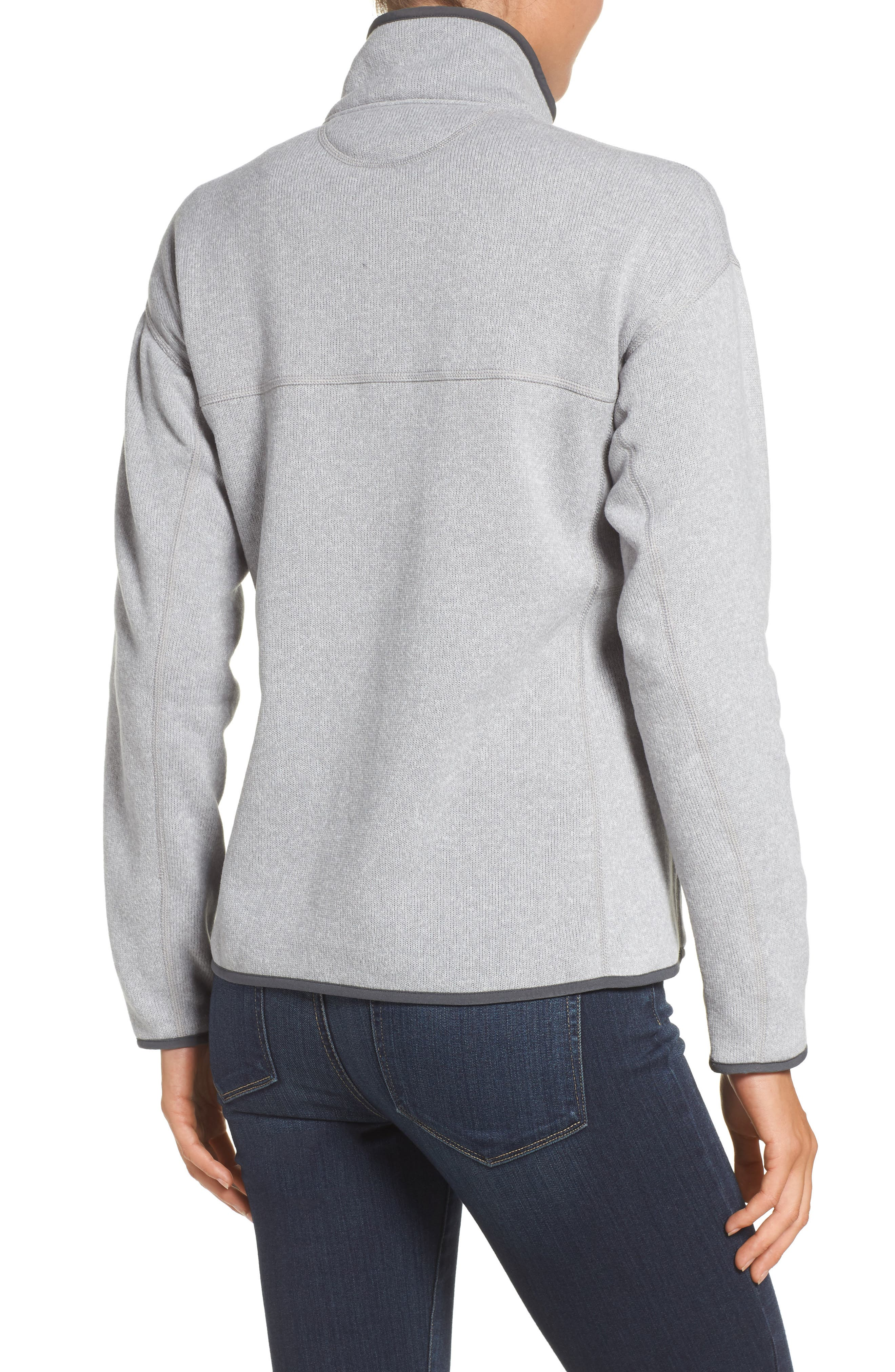 Alternate Image 2  - Patagonia Lightweight Better Sweater Fleece