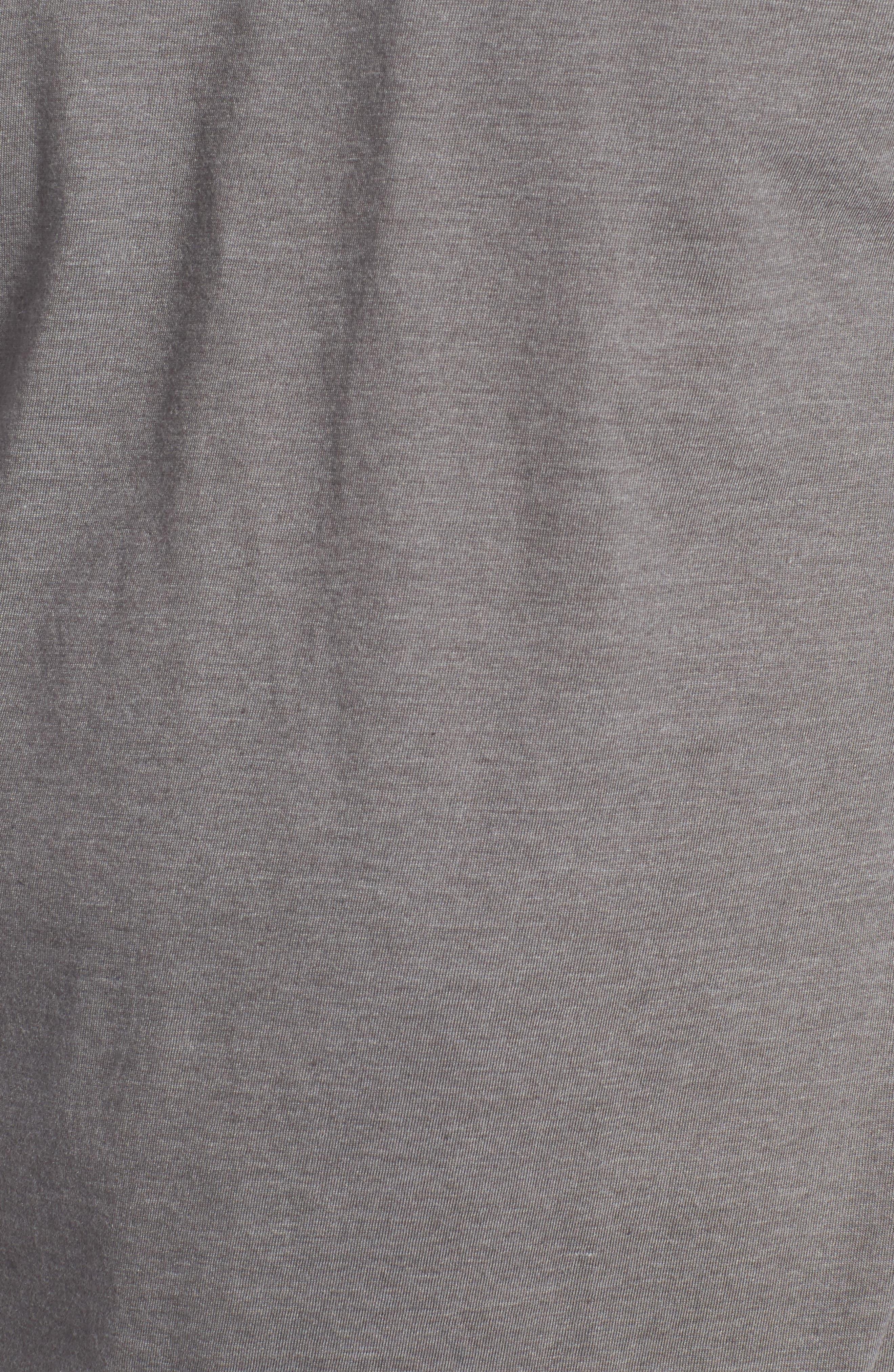 Alternate Image 5  - RVCA Brand Stack Graphic T-Shirt