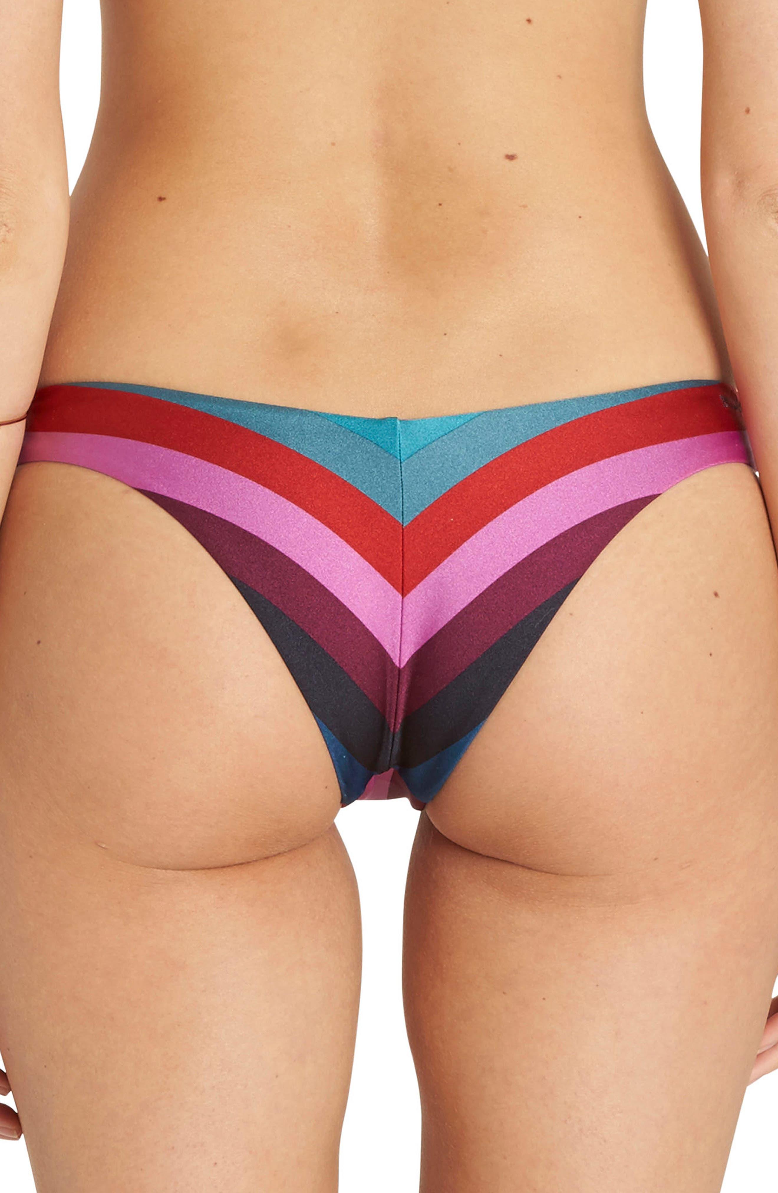Out to Sea Hike Bikini Bottoms,                         Main,                         color, Multi