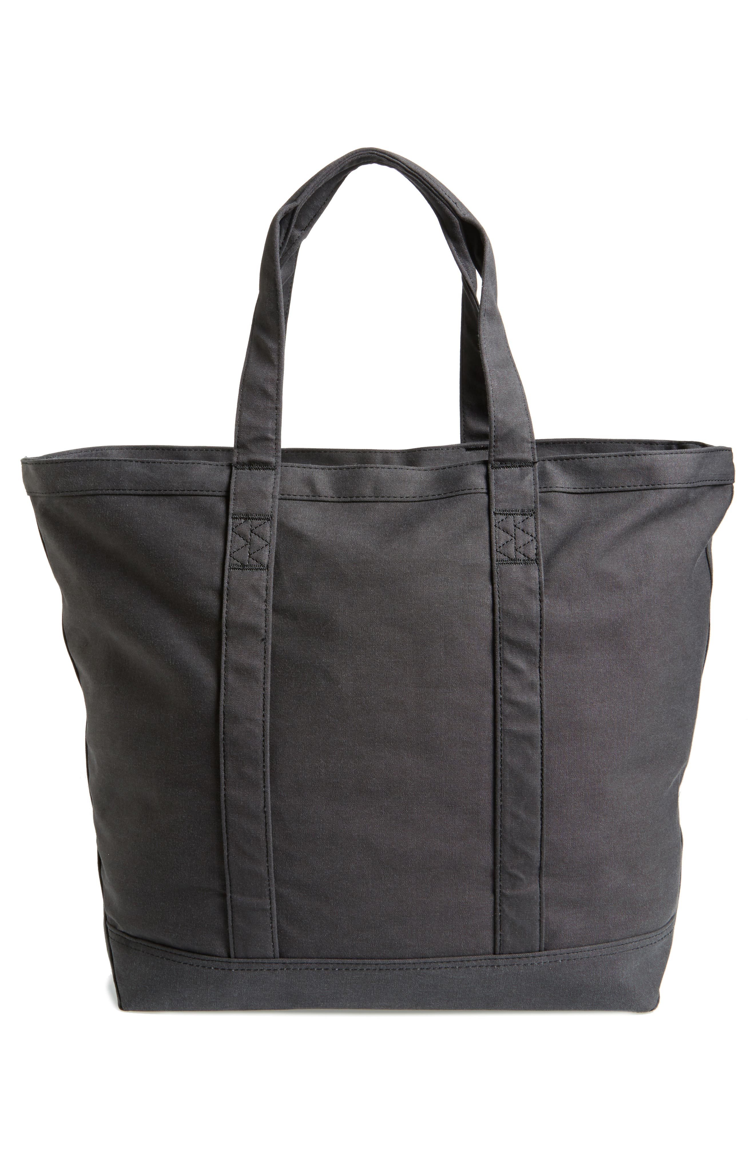 Bamfield Tote Bag,                             Alternate thumbnail 2, color,                             Black