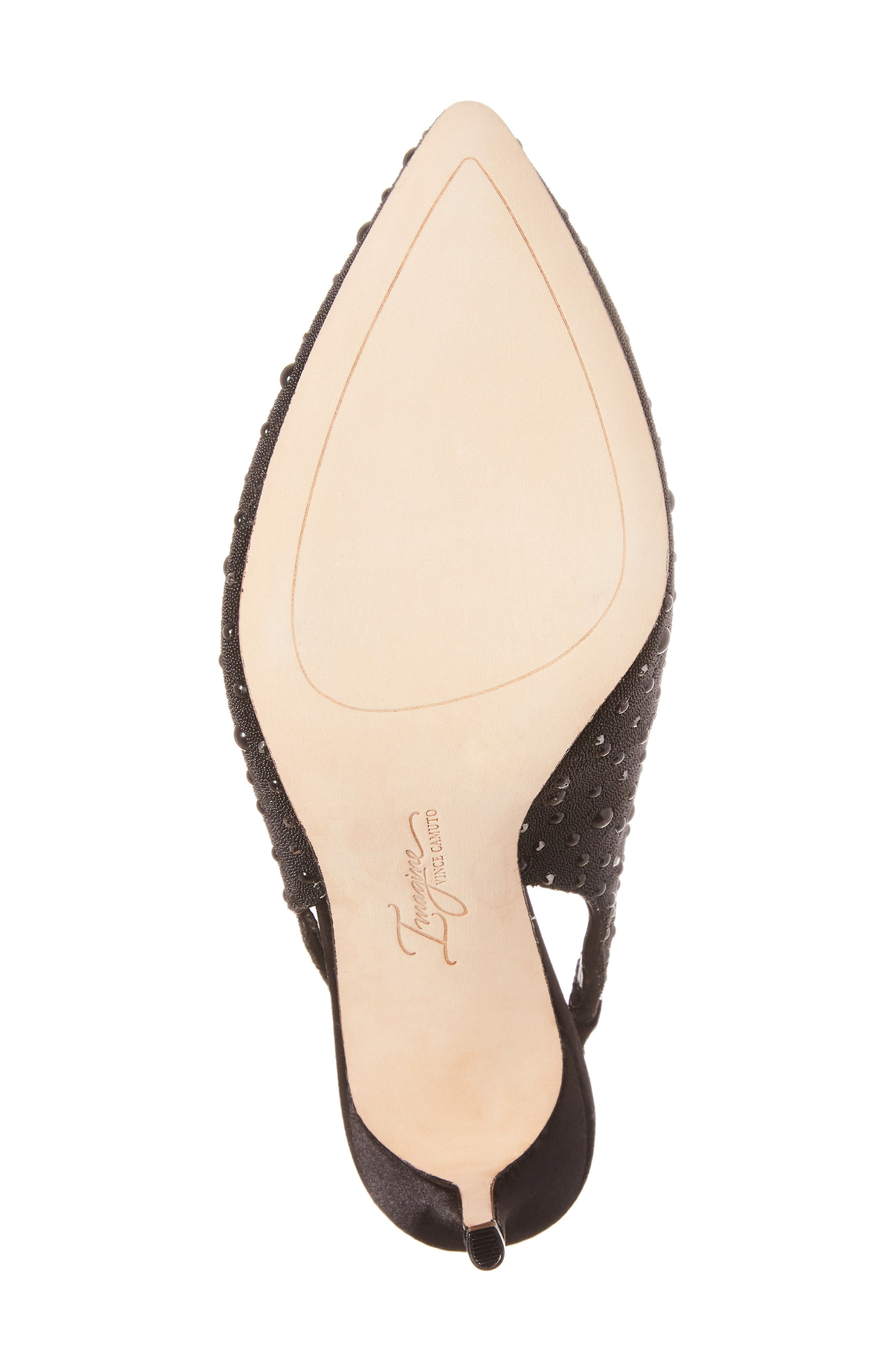 Alternate Image 6  - Imagine by Vince Camuto Mayran Slingback Pump (Women)