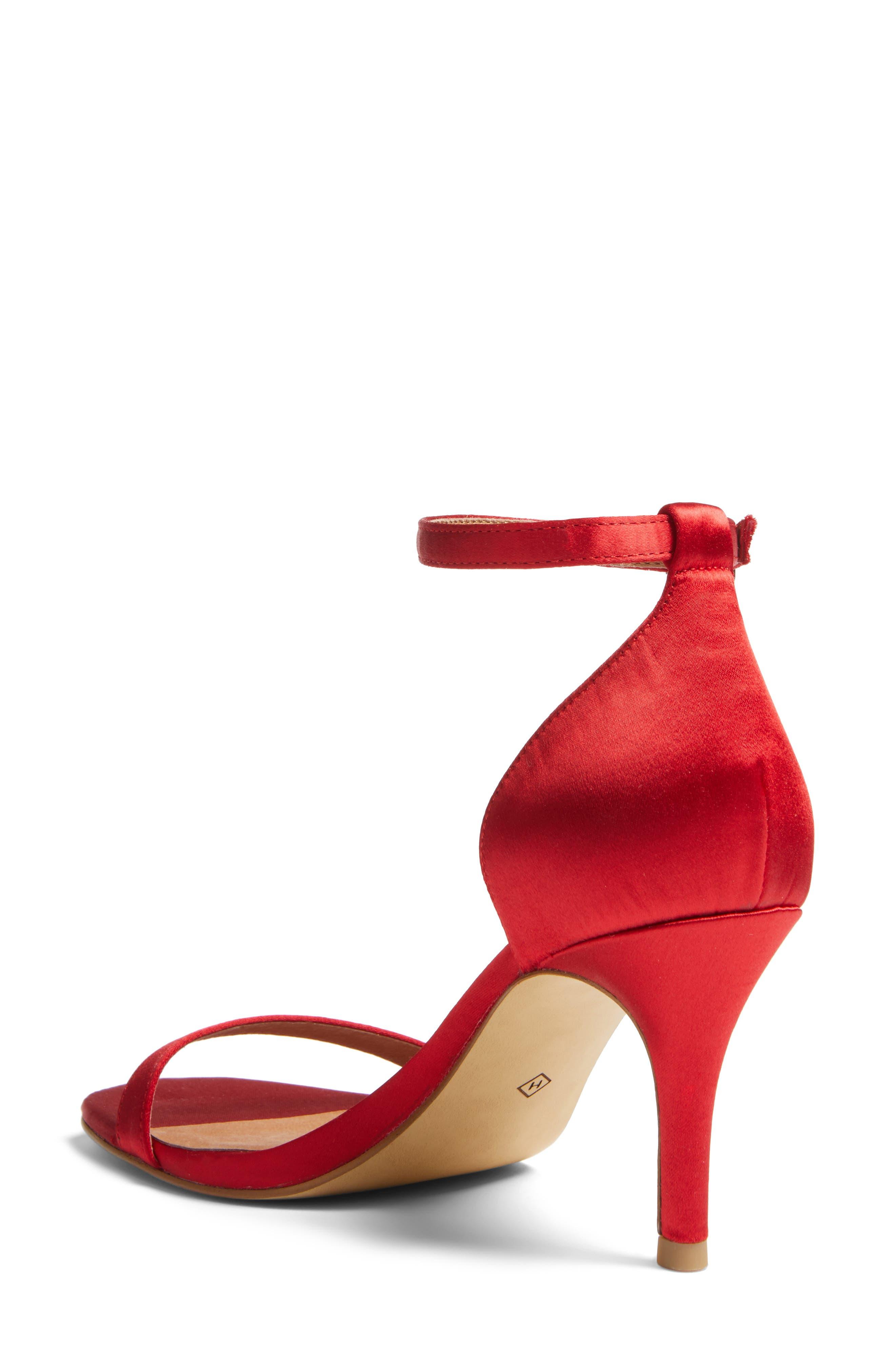 Alternate Image 2  - Halogen® Audrey Ankle Strap Sandal (Women)