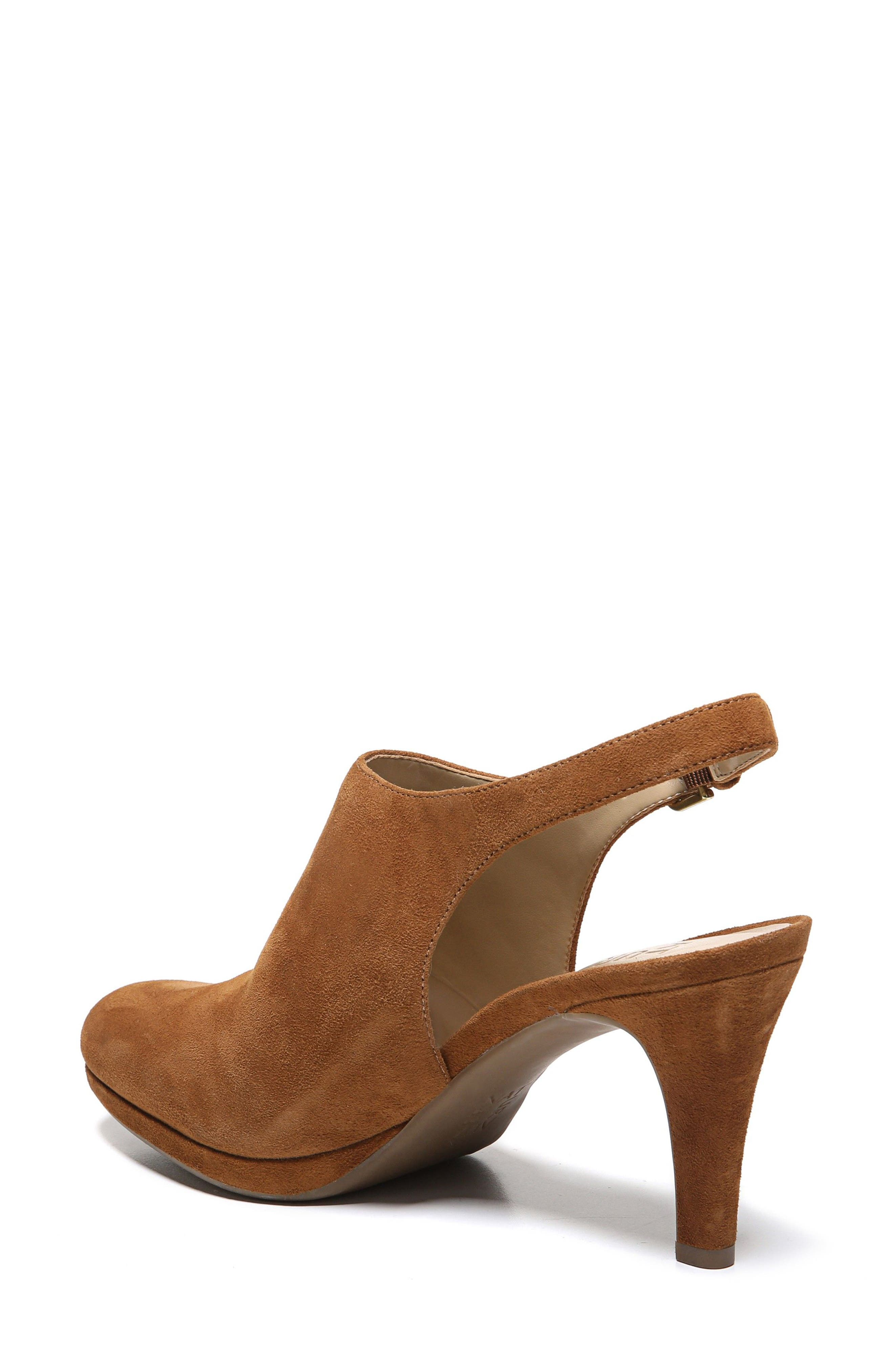 Margo Pump,                             Alternate thumbnail 2, color,                             Whiskey Suede