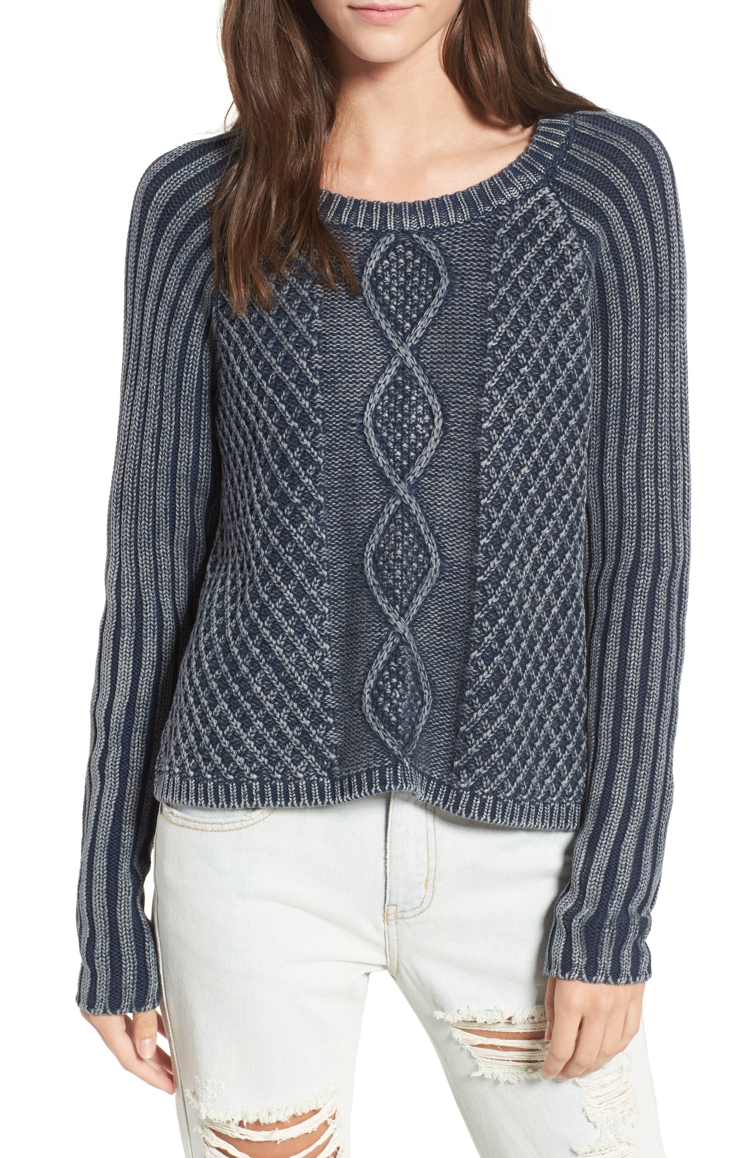 Main Image - RVCA Gamenight Sweater