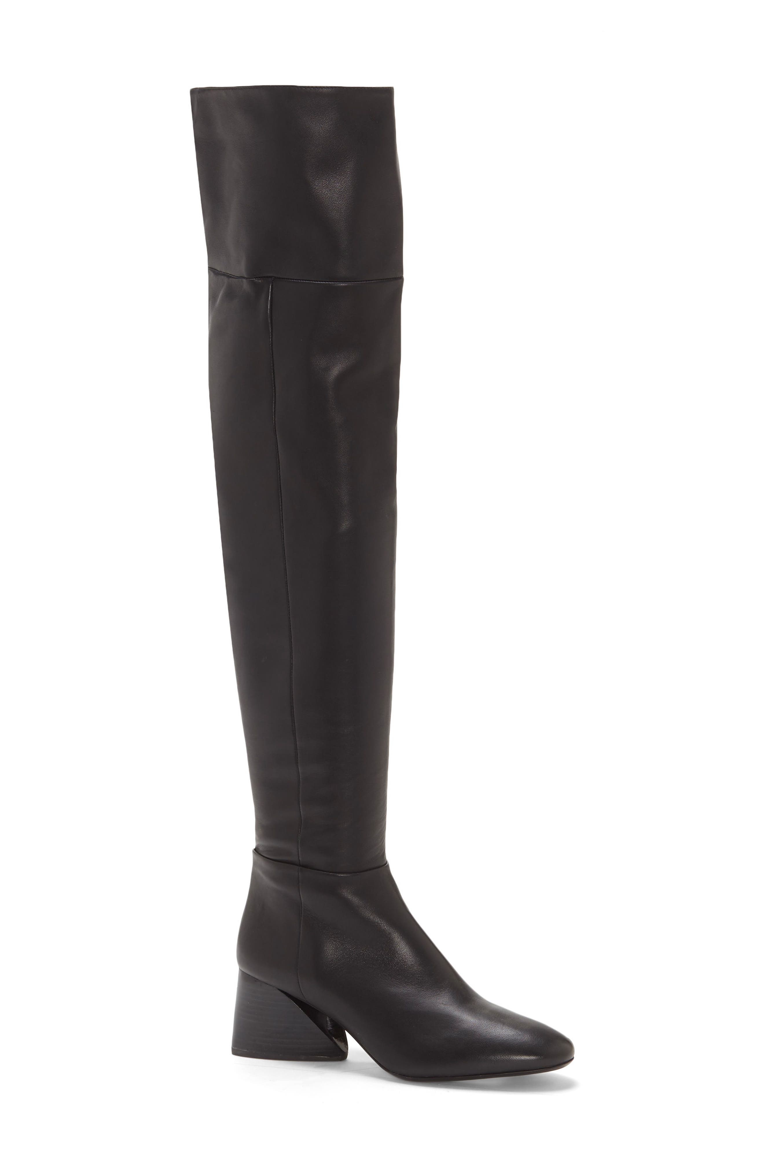Alternate Image 1 Selected - Mercedes Castillo Aymeline Over-the-Knee Boot (Women)