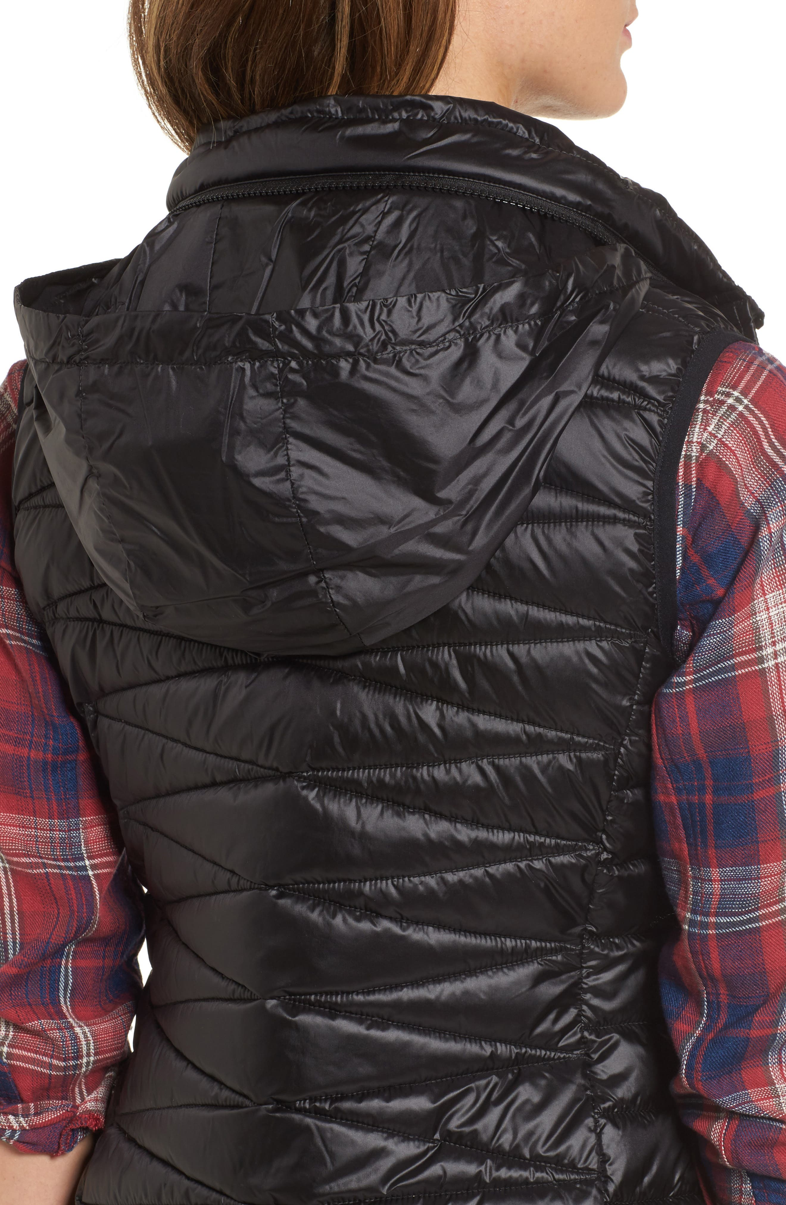 Alternate Image 4  - Bernardo Packable Vest