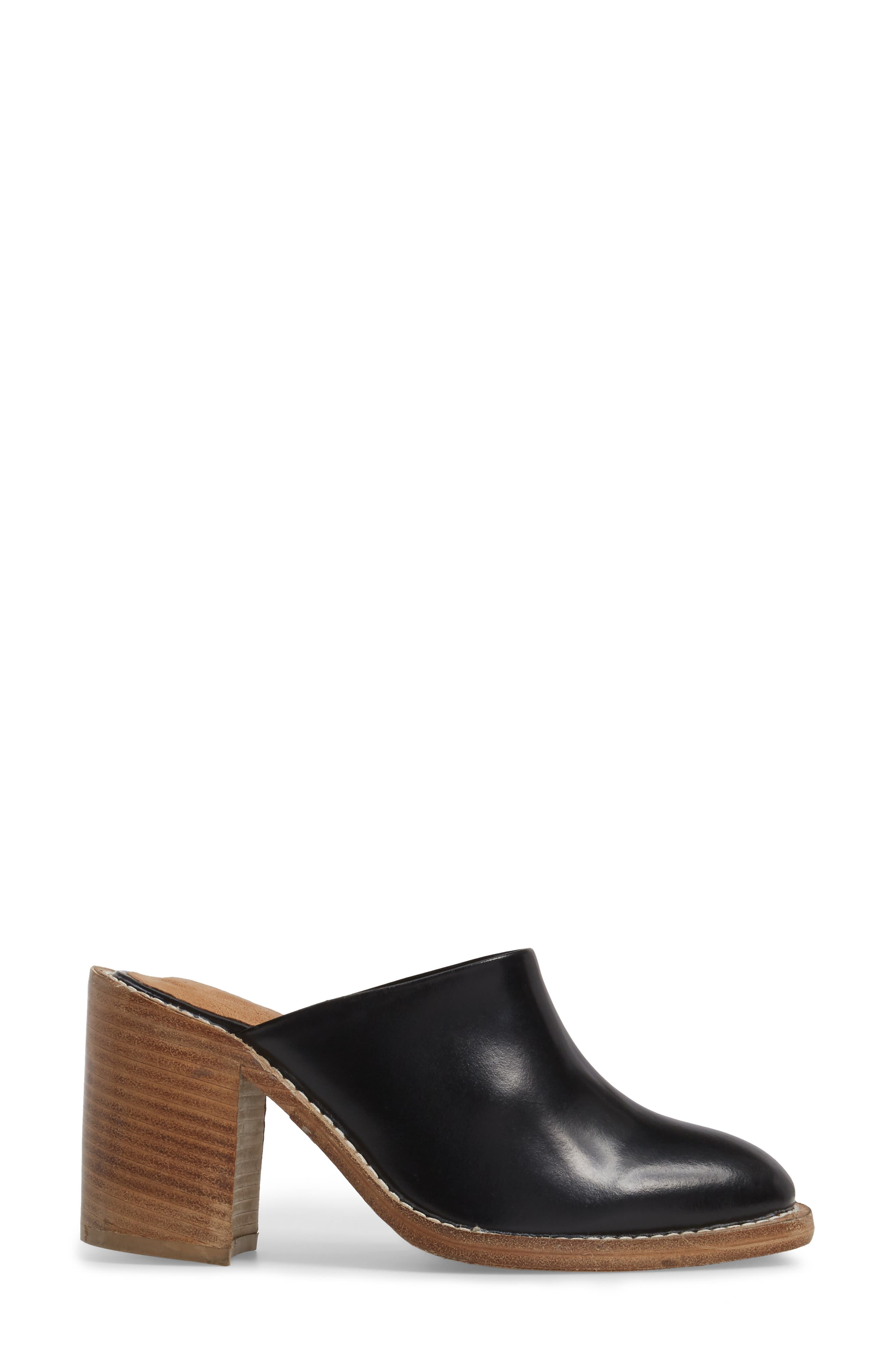 Alternate Image 3  - Jeffrey Campbell Deepika Block Heel Mule (Women)