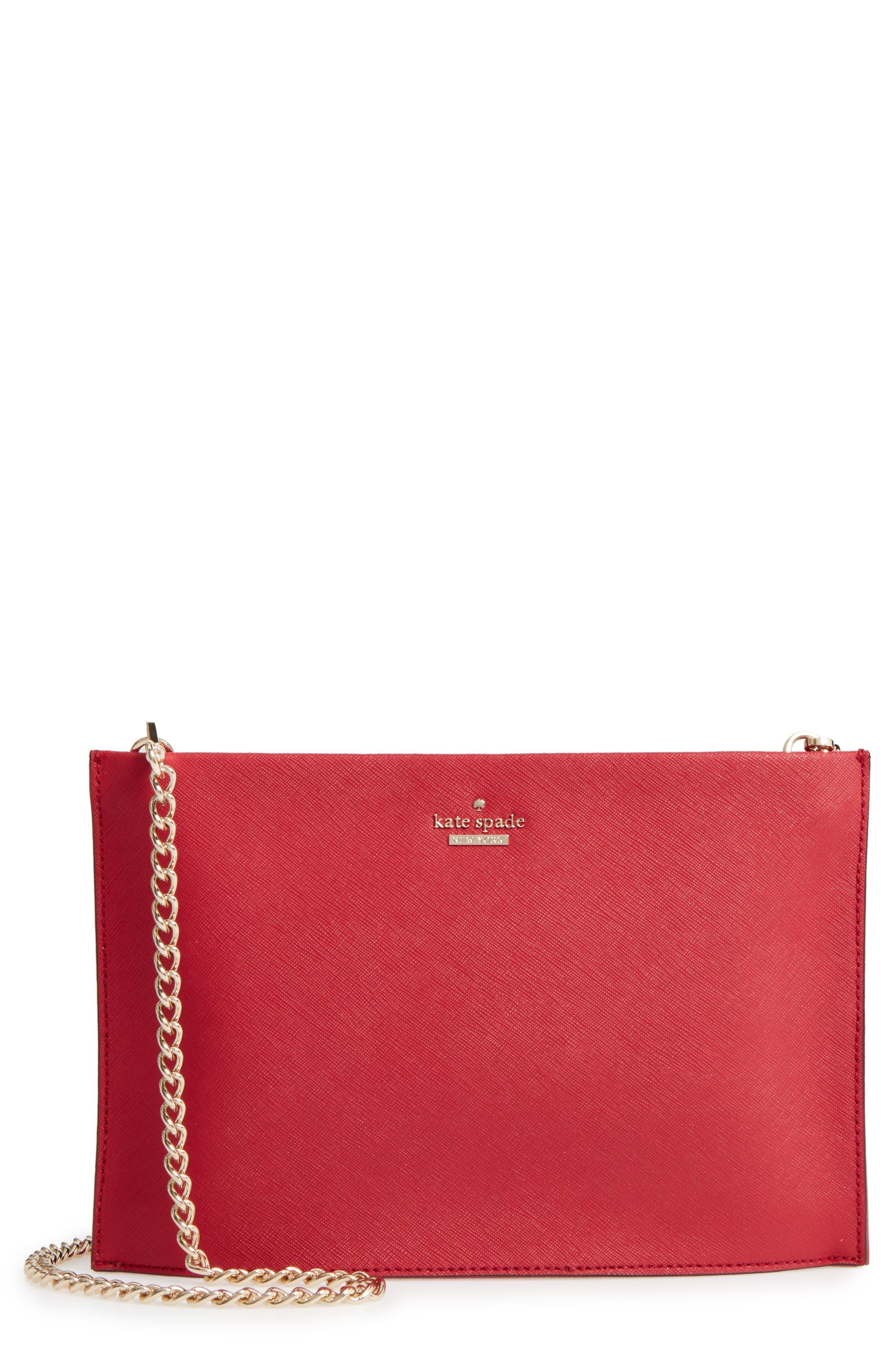 kate spade new york cameron street - sima leather shoulder bag