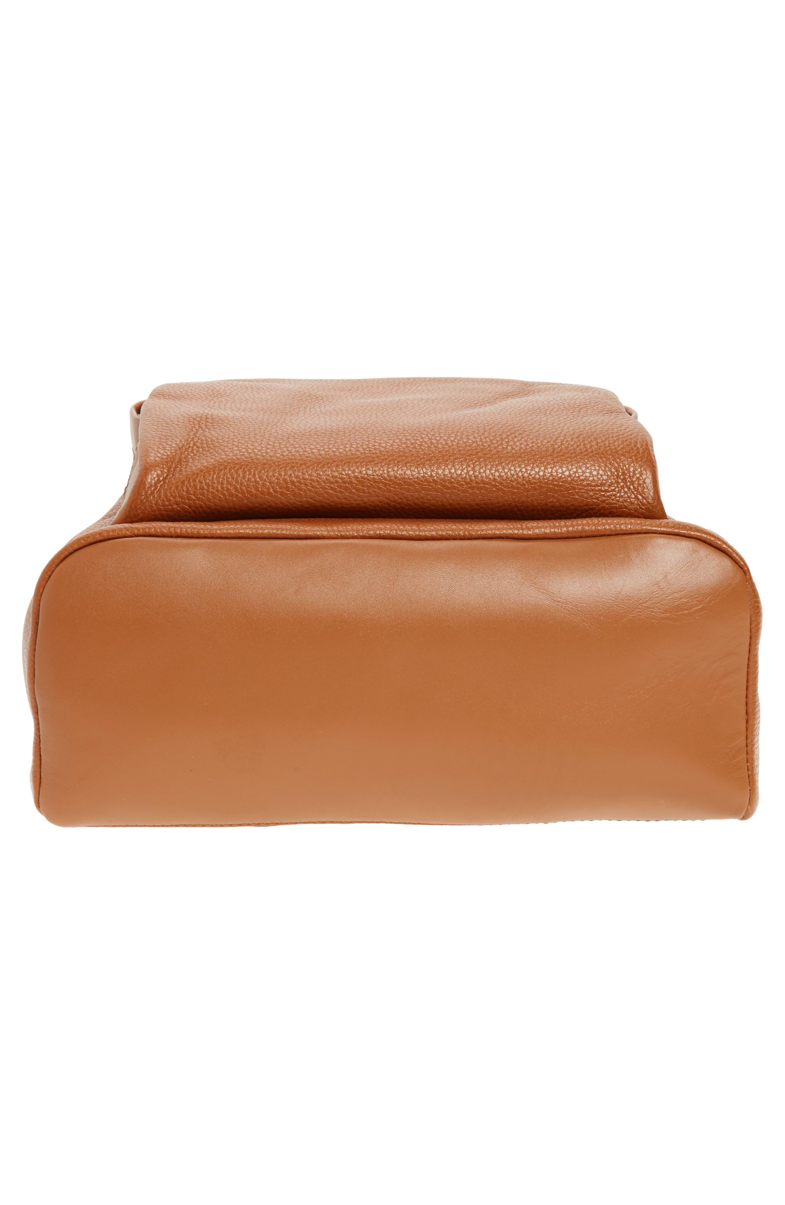 Alternate Image 6  - Jack Spade Pebbled Leather Backpack