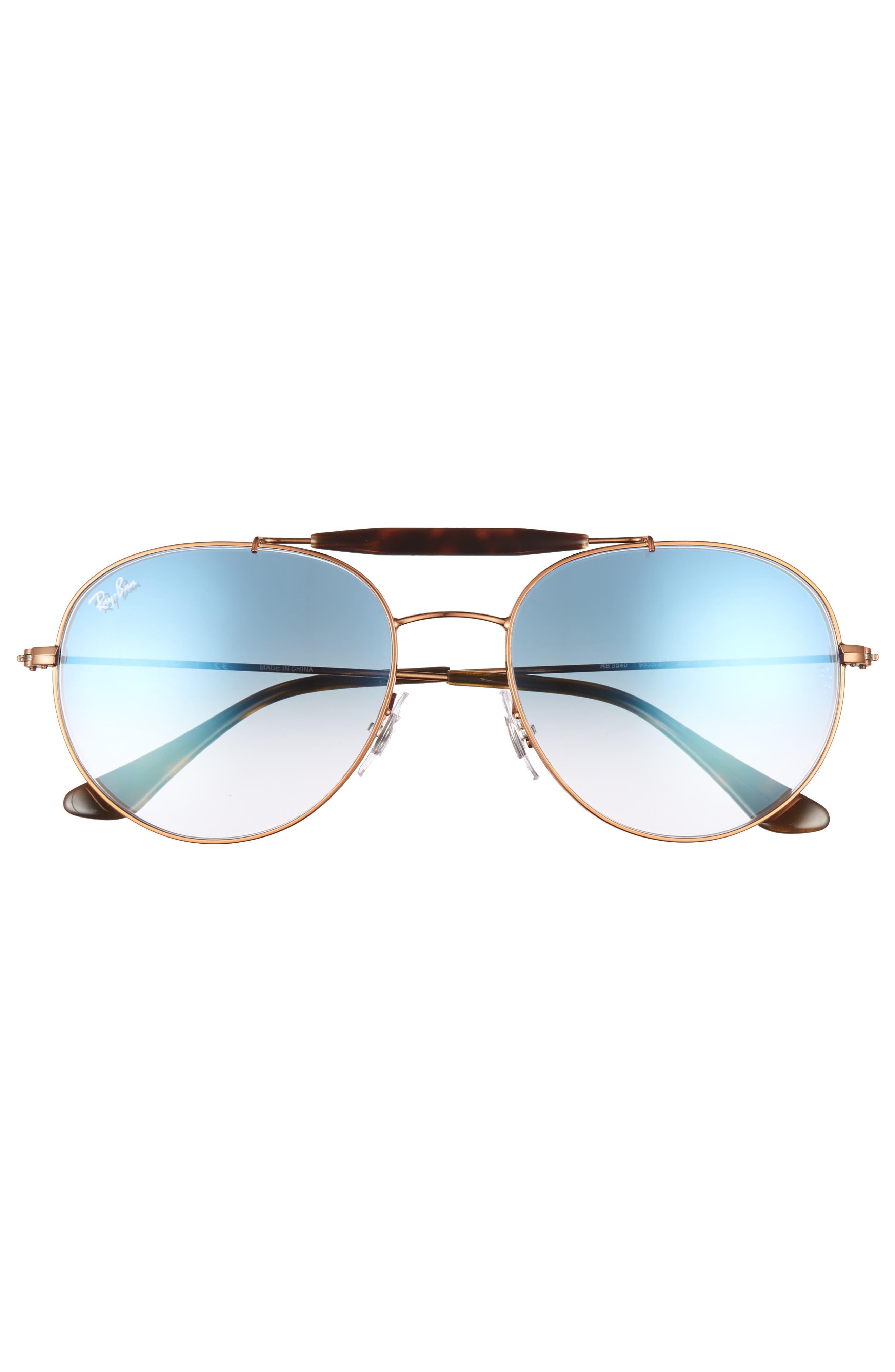Alternate Image 3  - Ray-Ban Highstreet 56mm Sunglasses