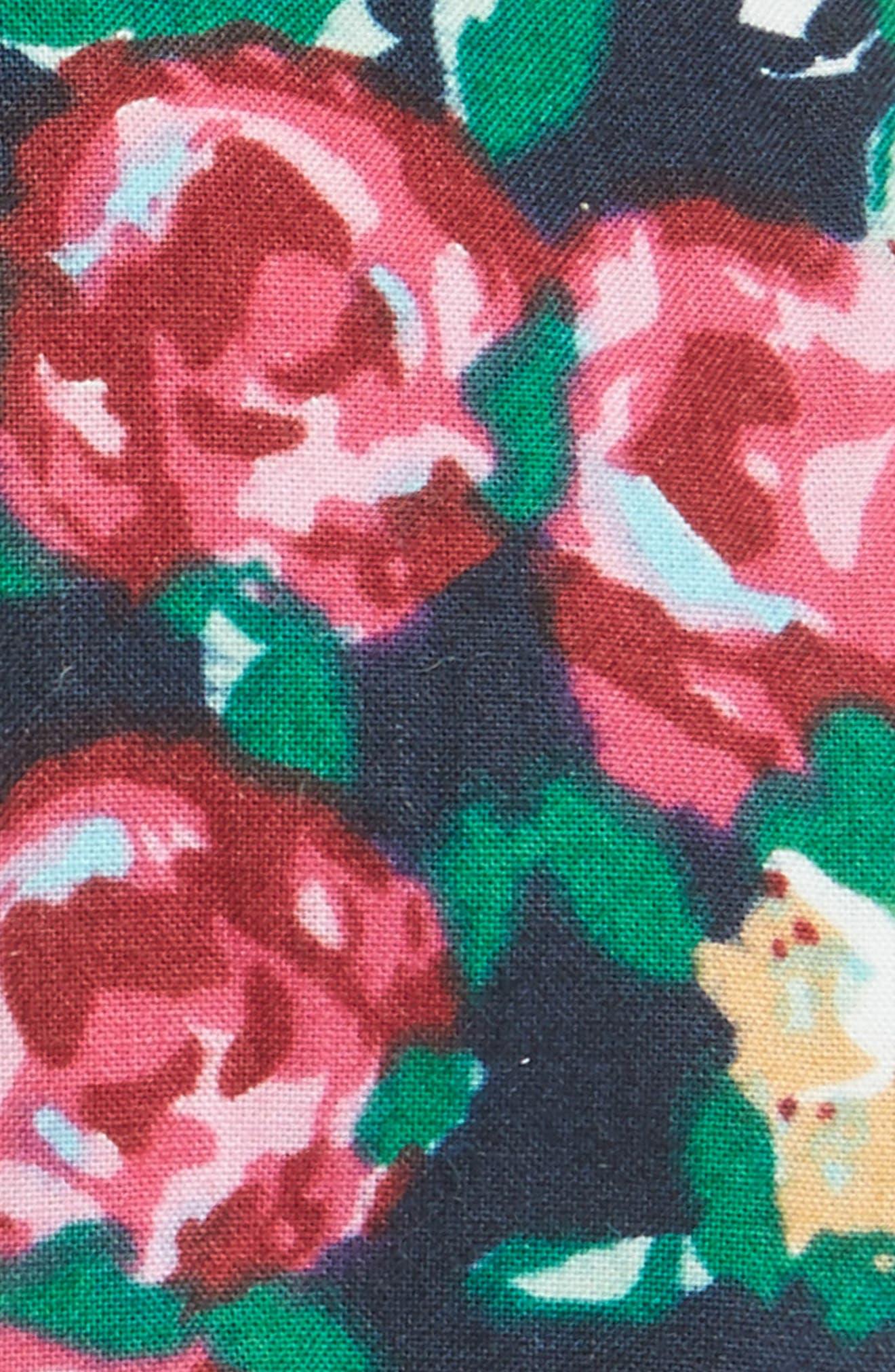 Alternate Image 2  - Cara Summer Garden Bow Headband