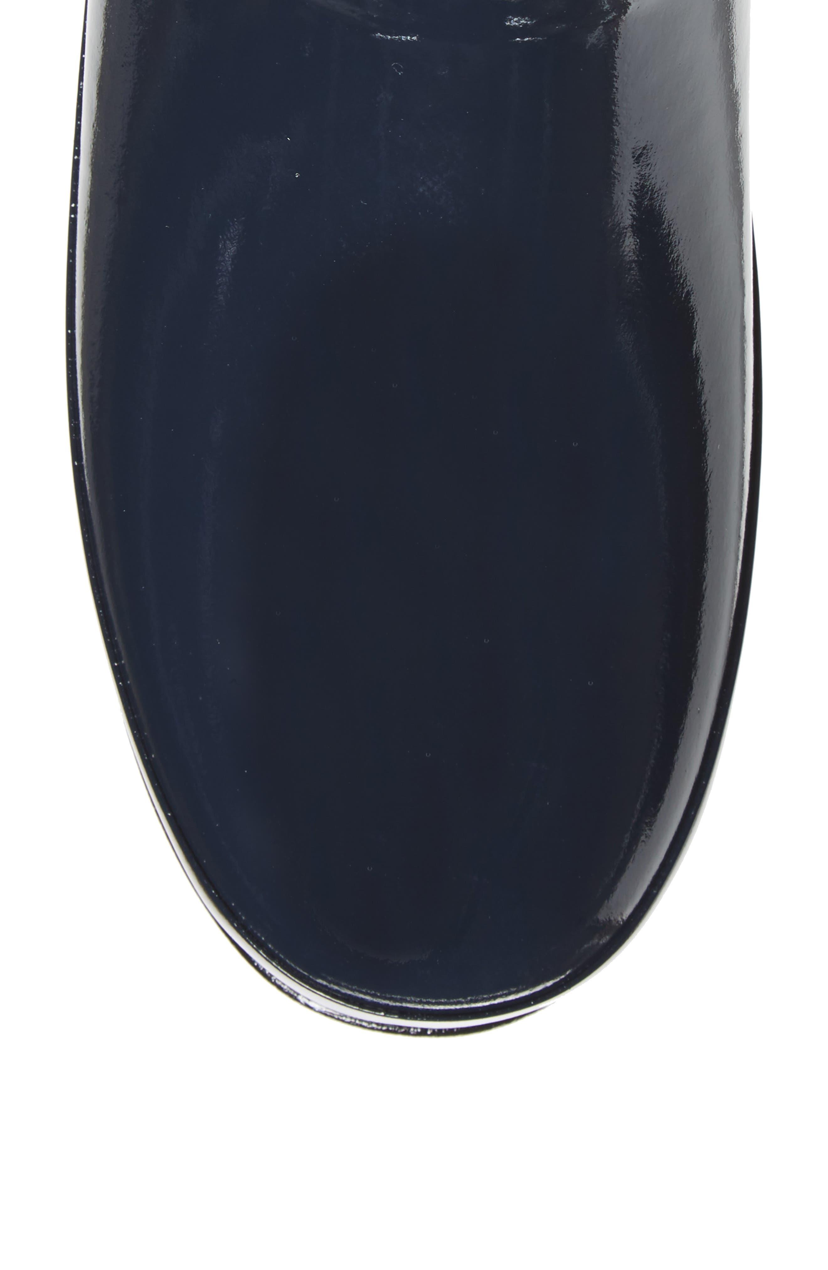 Alternate Image 5  - Hunter Original Refined High Gloss Quilted Rain Boot (Women)