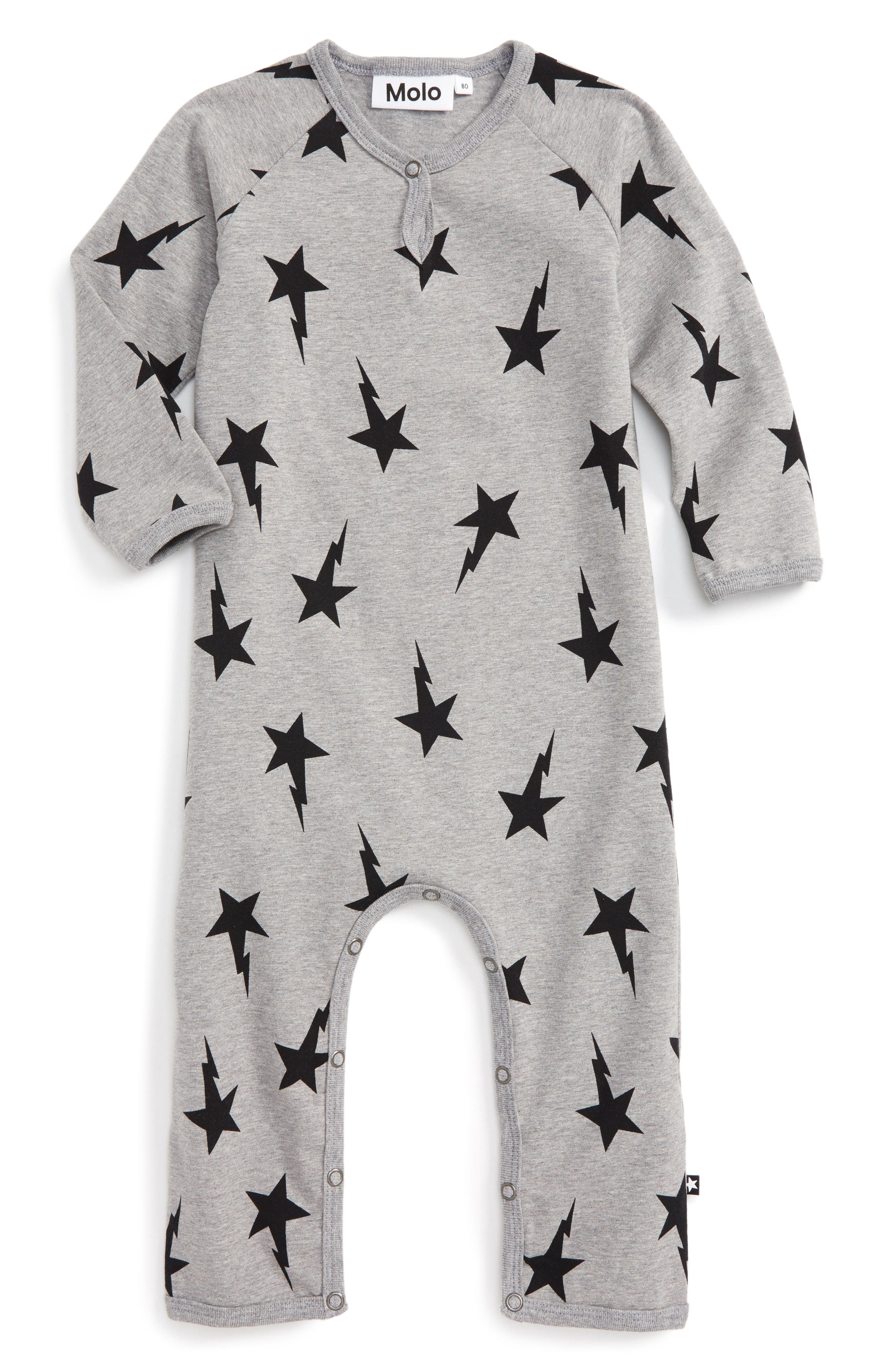Main Image - Molo Fleming Romper (Baby Boys)