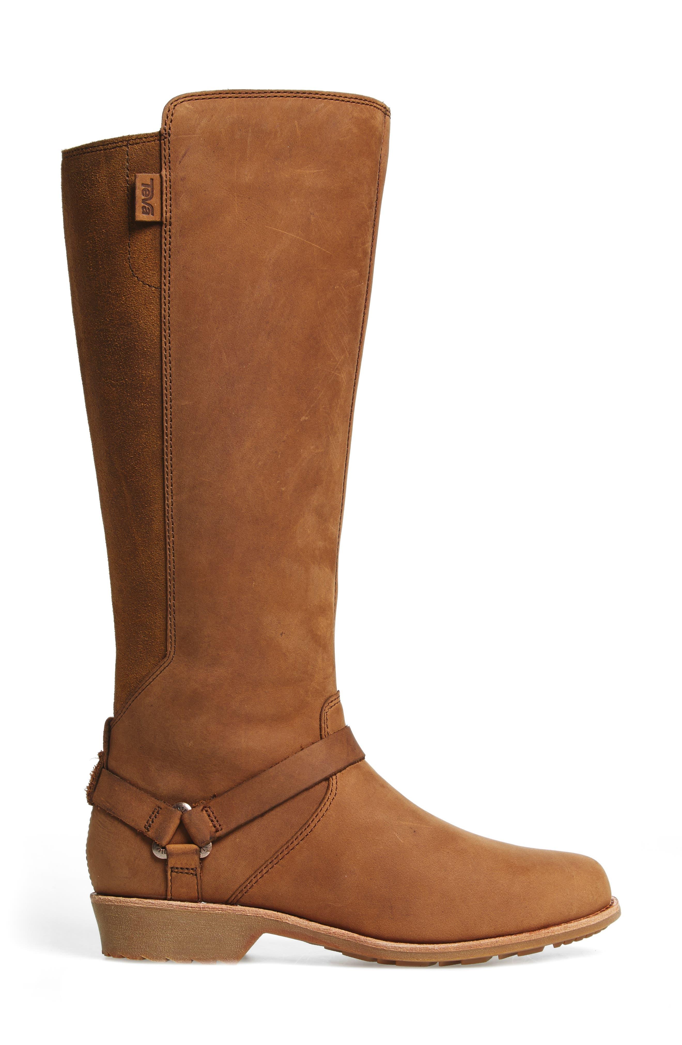 Alternate Image 3  - Teva De La Vina Waterproof Boot (Women)