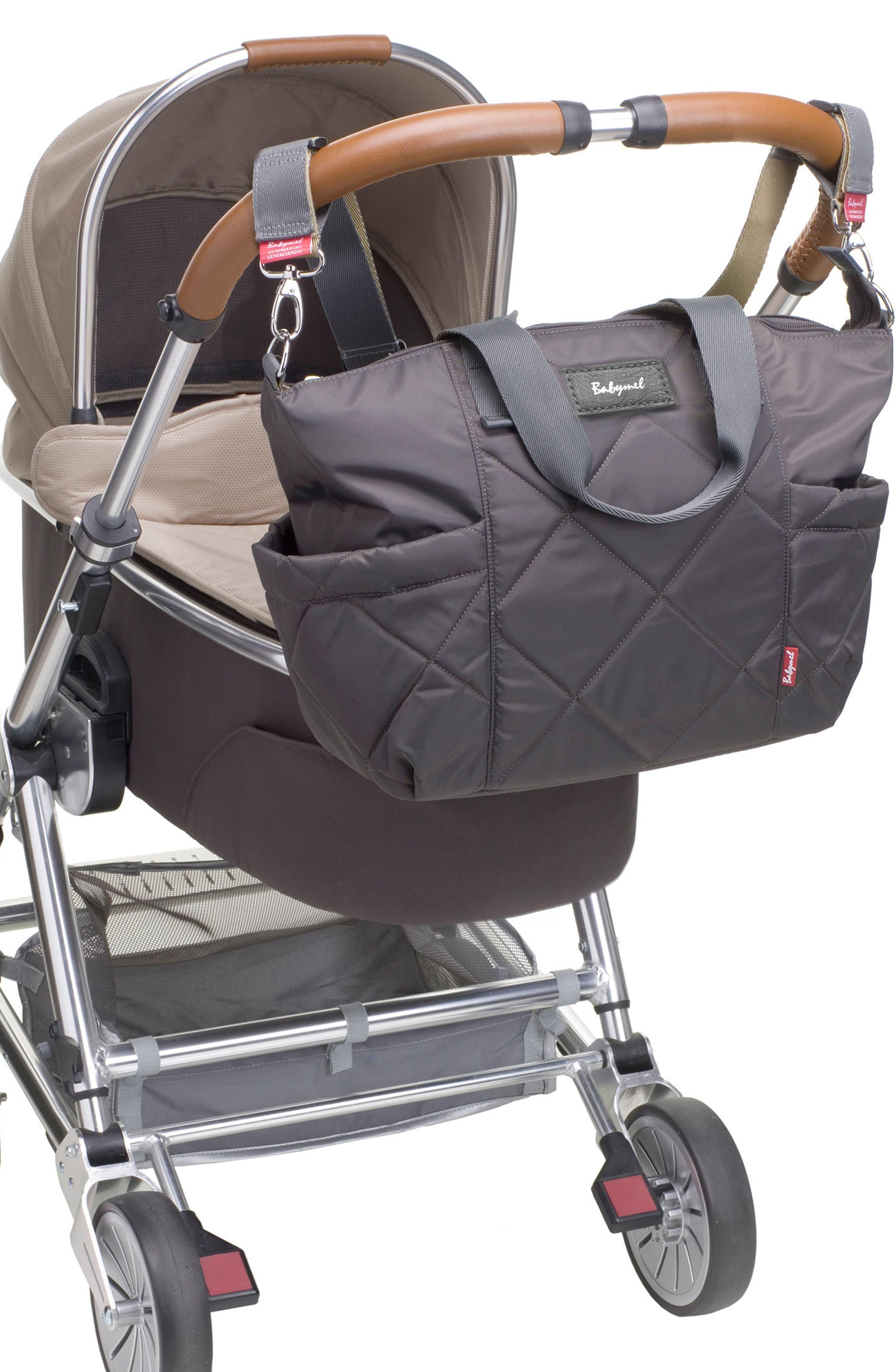 Alternate Image 2  - Babymel Evie Diaper Bag