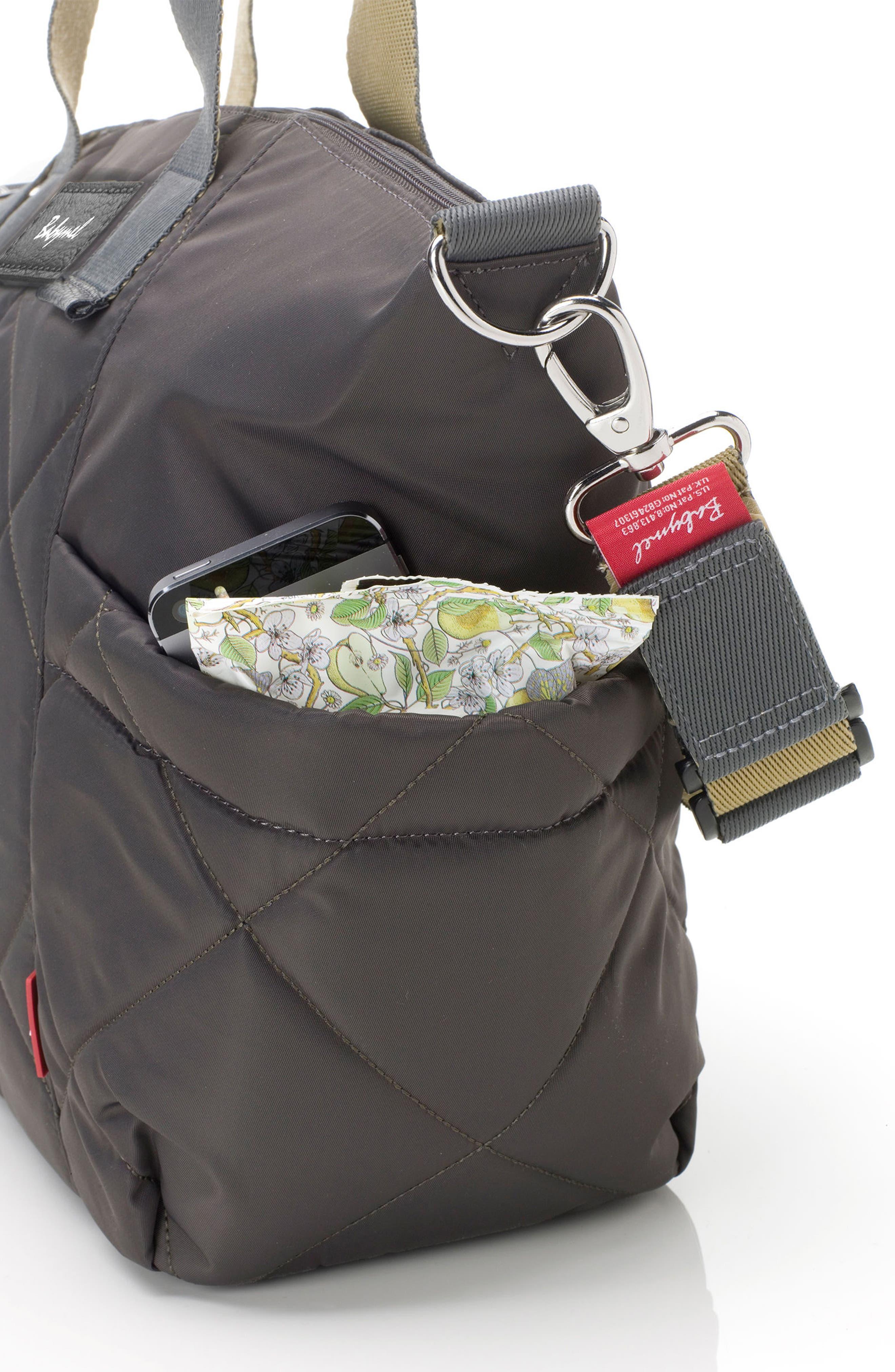 Alternate Image 6  - Babymel Evie Diaper Bag