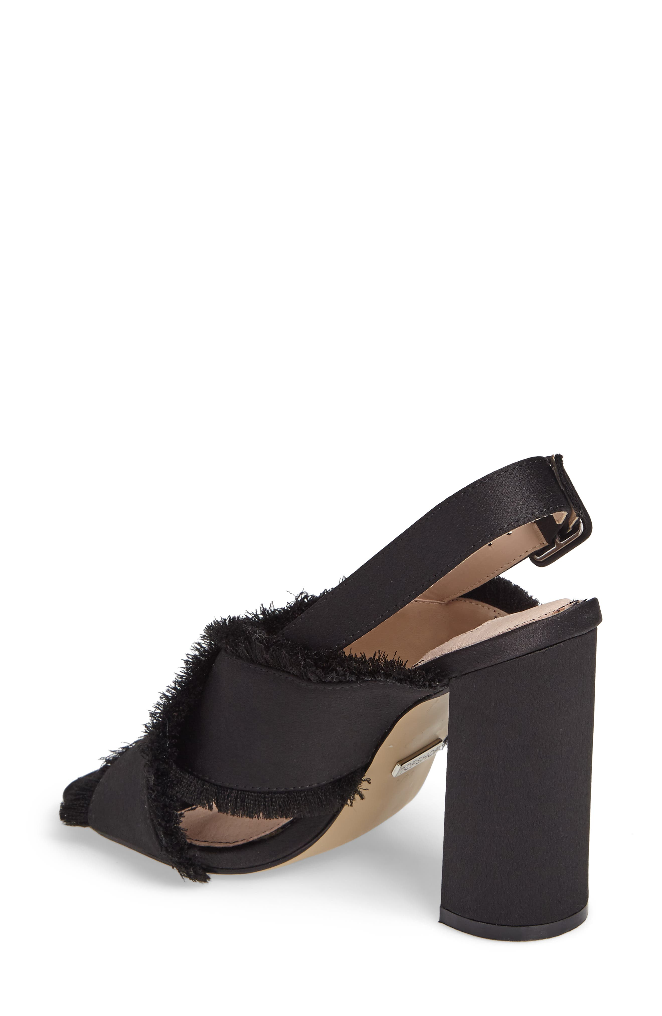 Alternate Image 2  - Topshop Reef Fringe Sandal (Women)