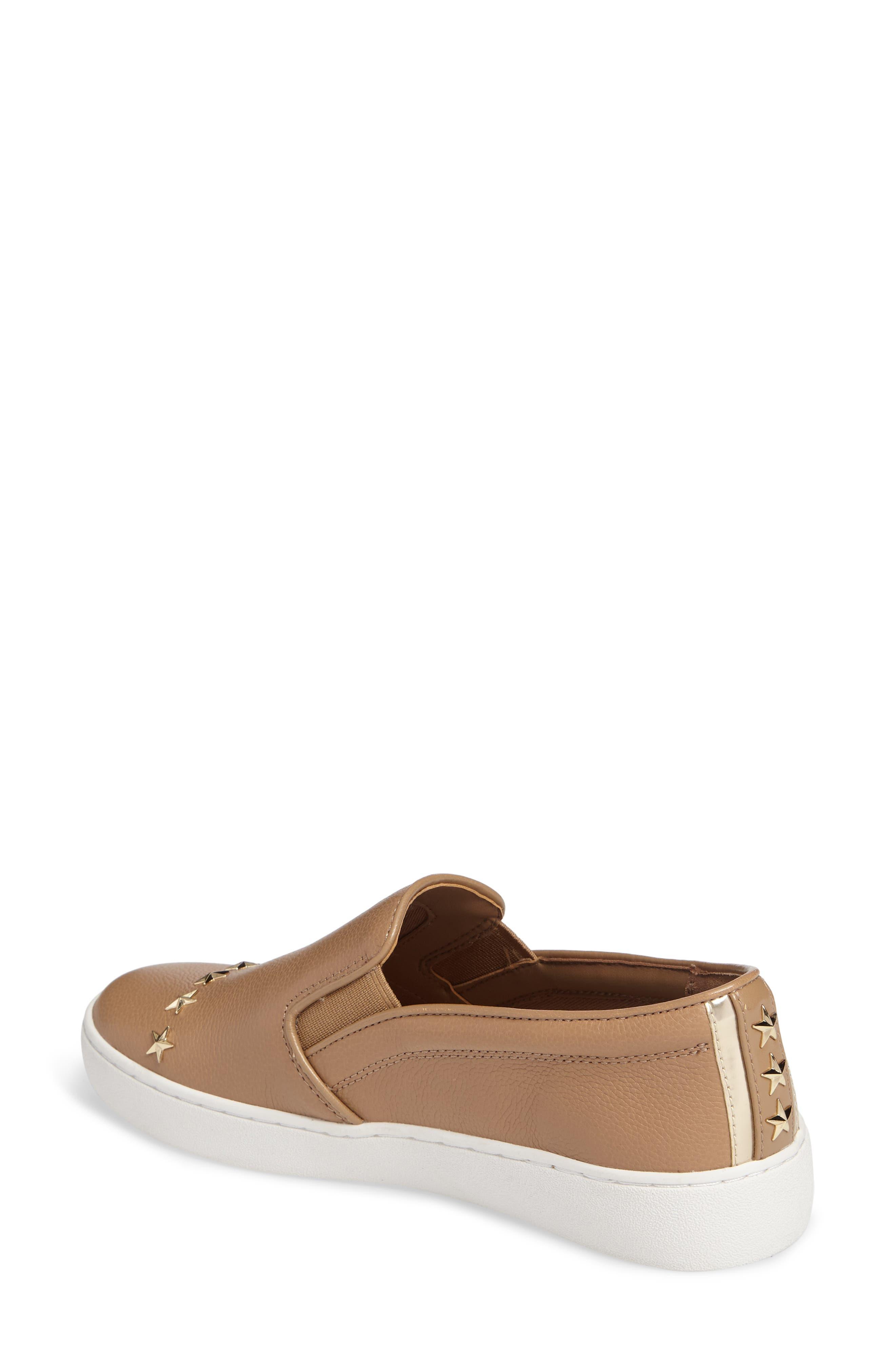 Alternate Image 2  - MICHAEL Michael Kors Keaton Slip-On Sneaker (Women)