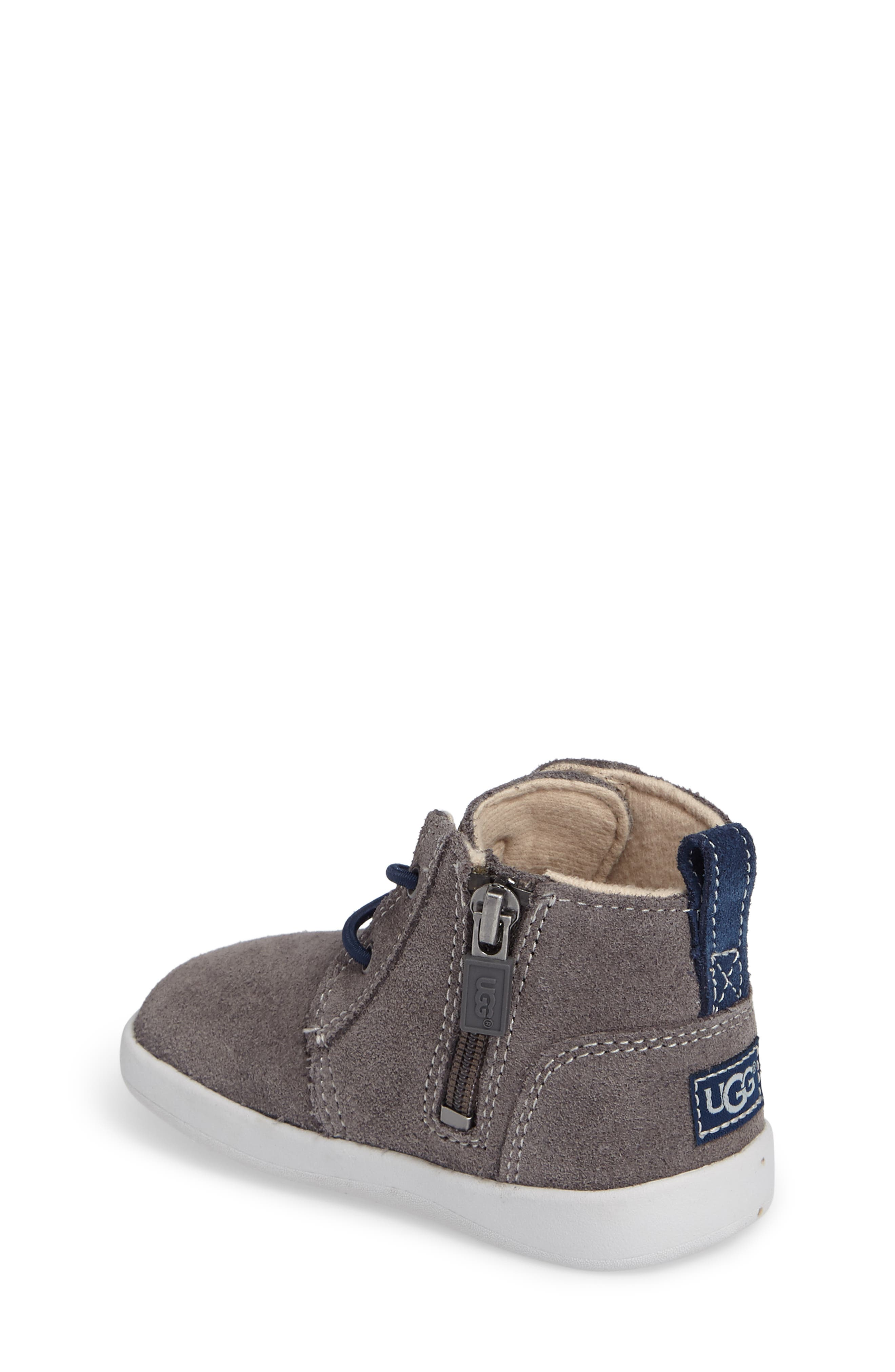 Kristjan Chukka Bootie Sneaker,                             Alternate thumbnail 2, color,                             Charcoal