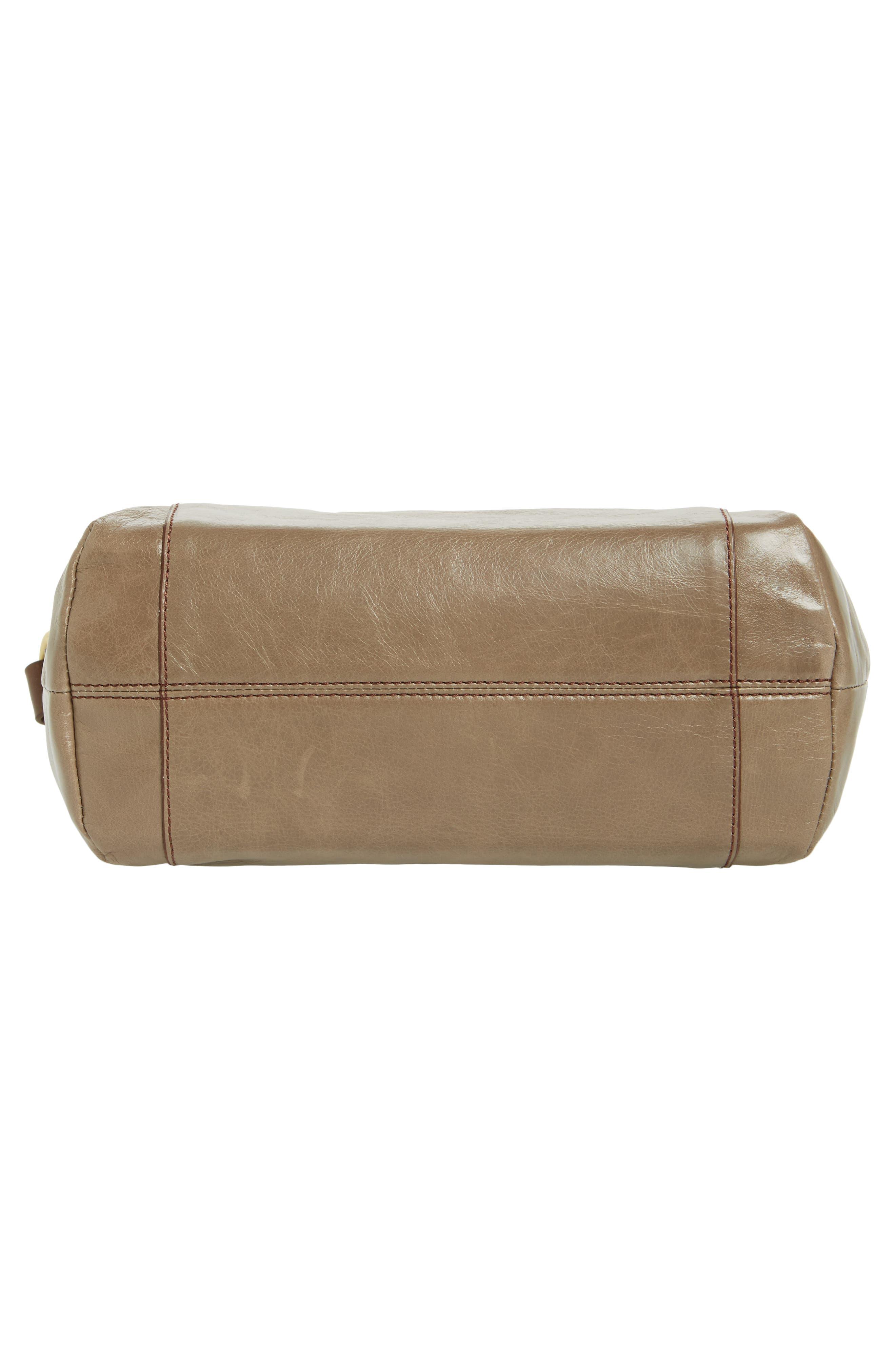 Alternate Image 5  - Hobo 'Charlie' Leather Shoulder Bag