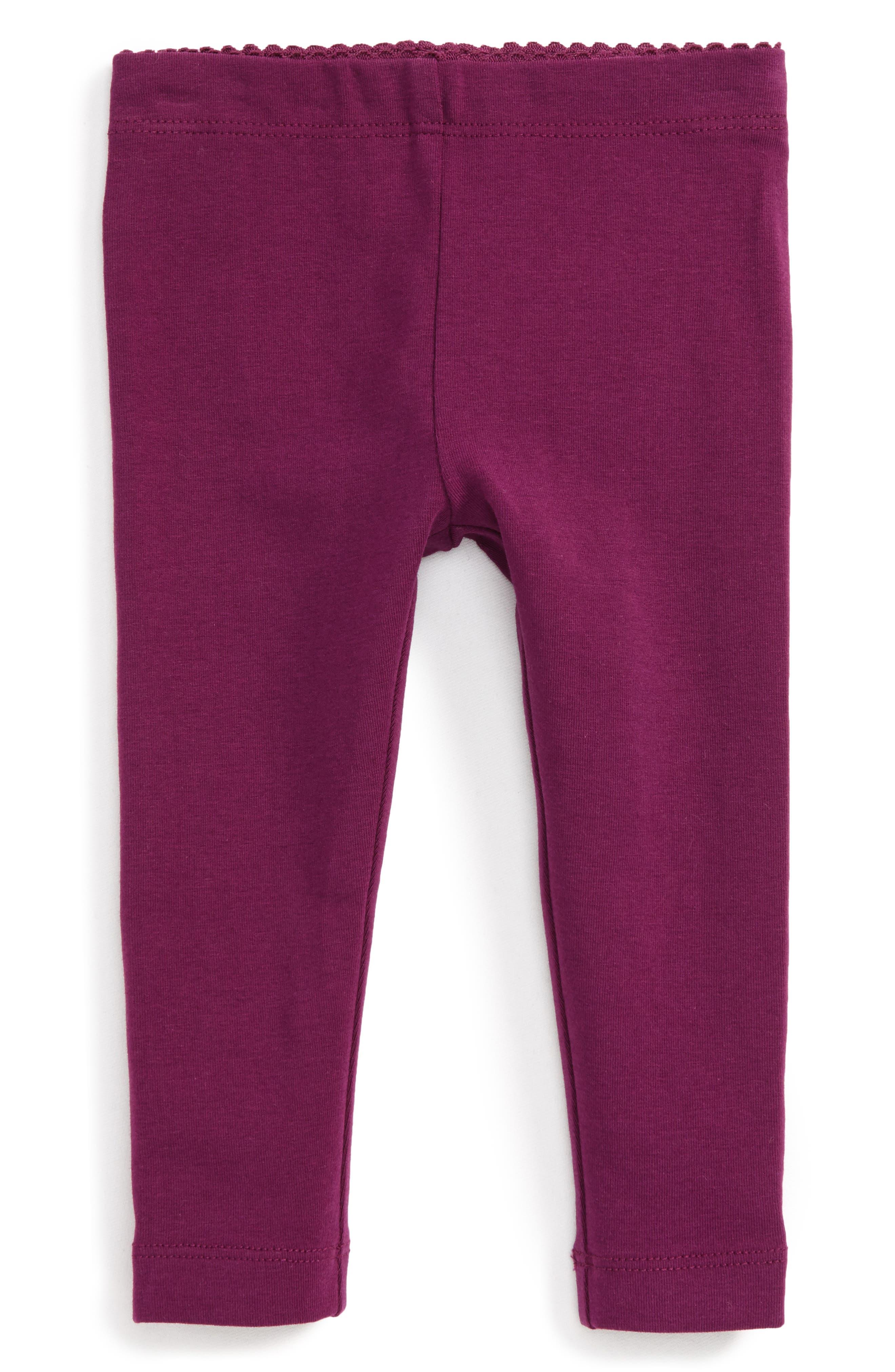 Leggings,                         Main,                         color, Cosmic Berry