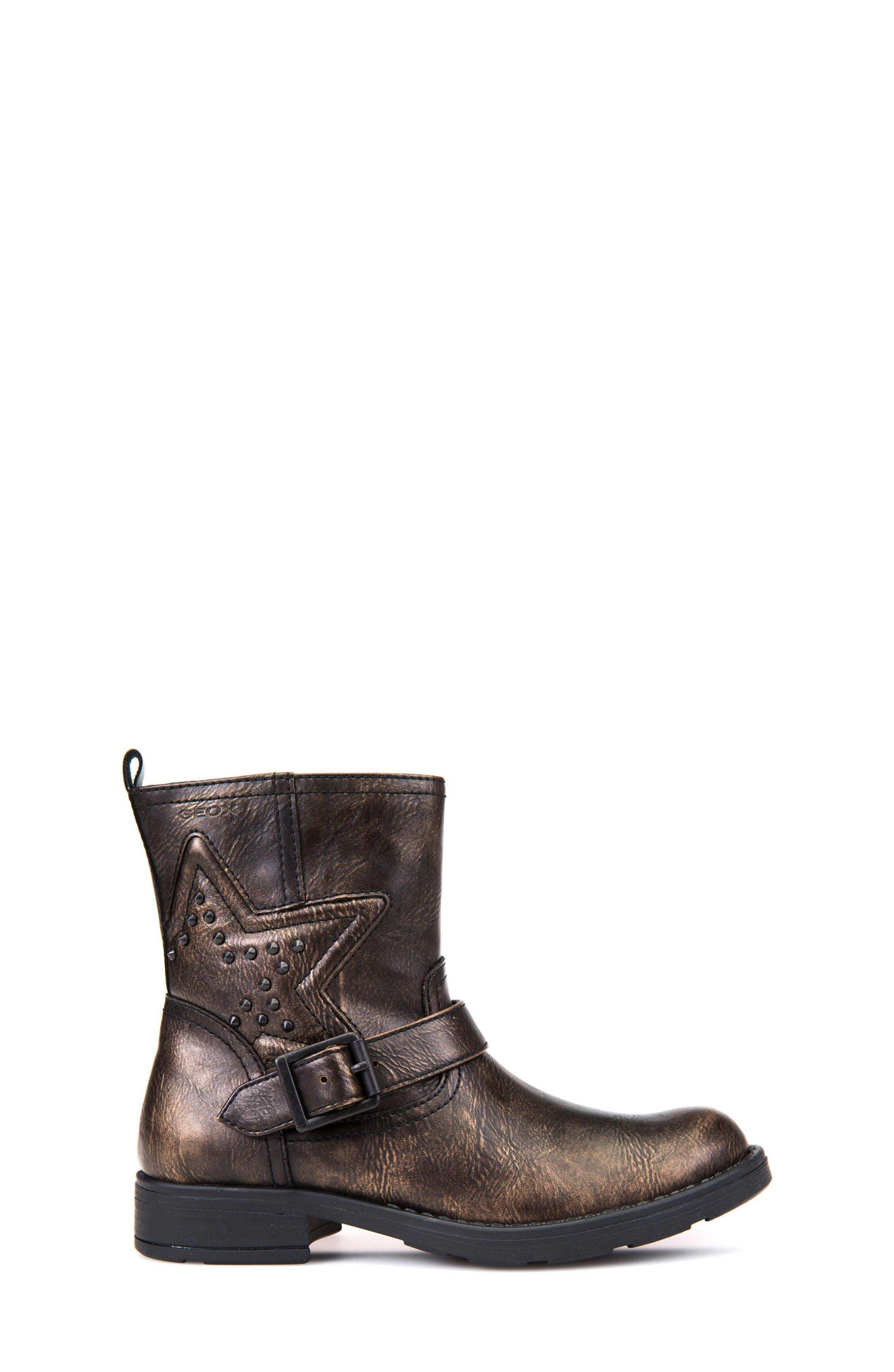 Sofia Boot,                             Alternate thumbnail 3, color,                             Bronze