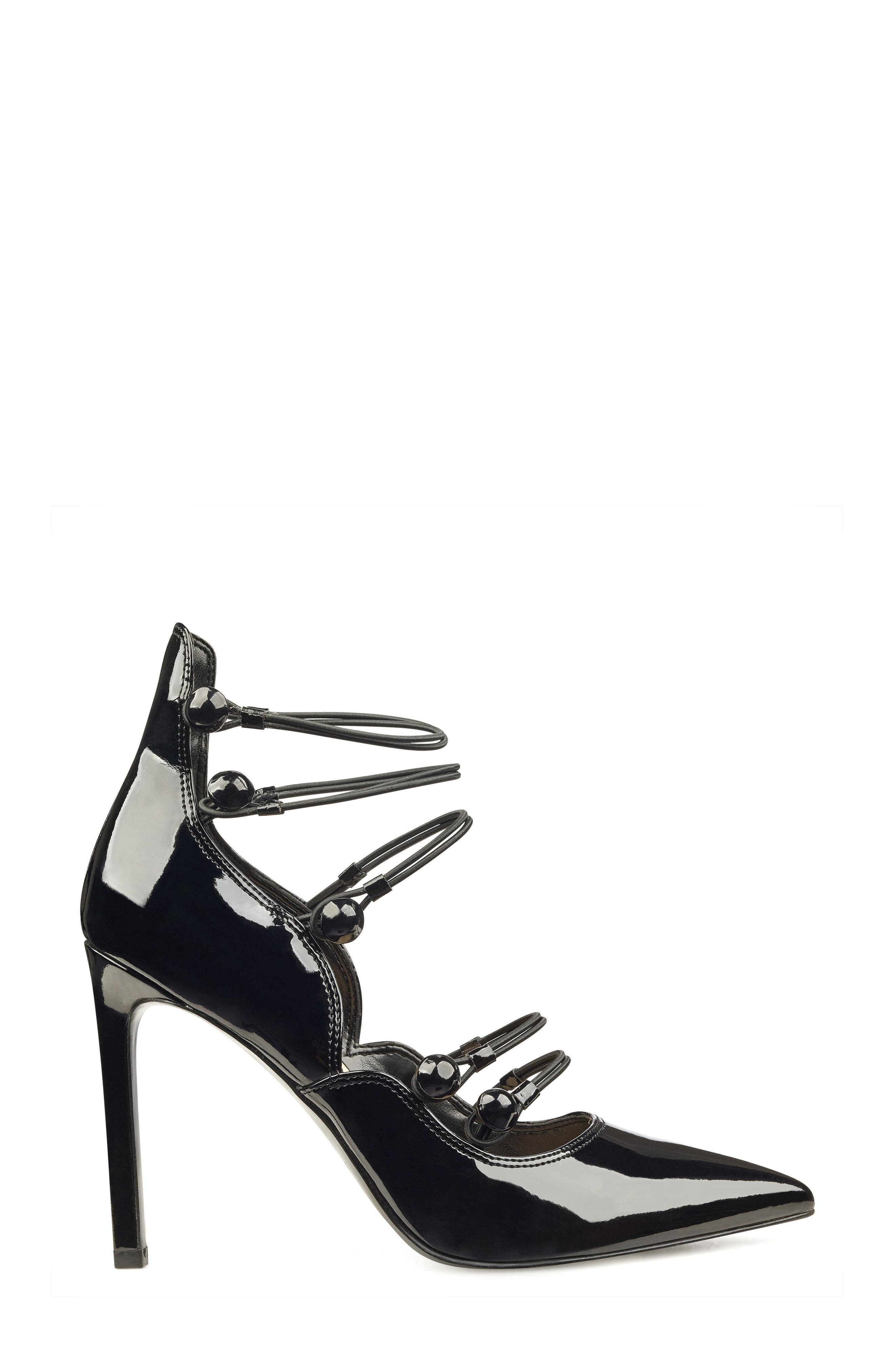 Alternate Image 3  - Nine West Tennyson Strappy Pump (Women)