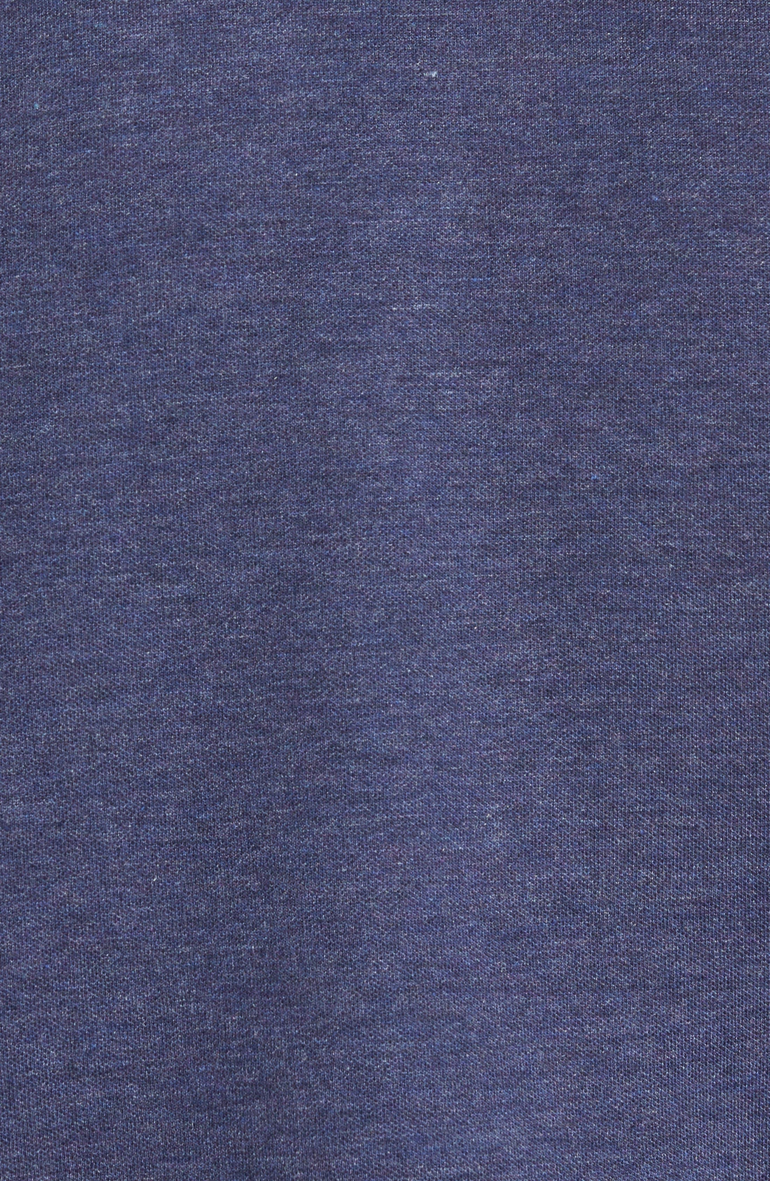 Alternate Image 5  - Peter Millar Crown Comfort Jersey Quarter Zip Pullover
