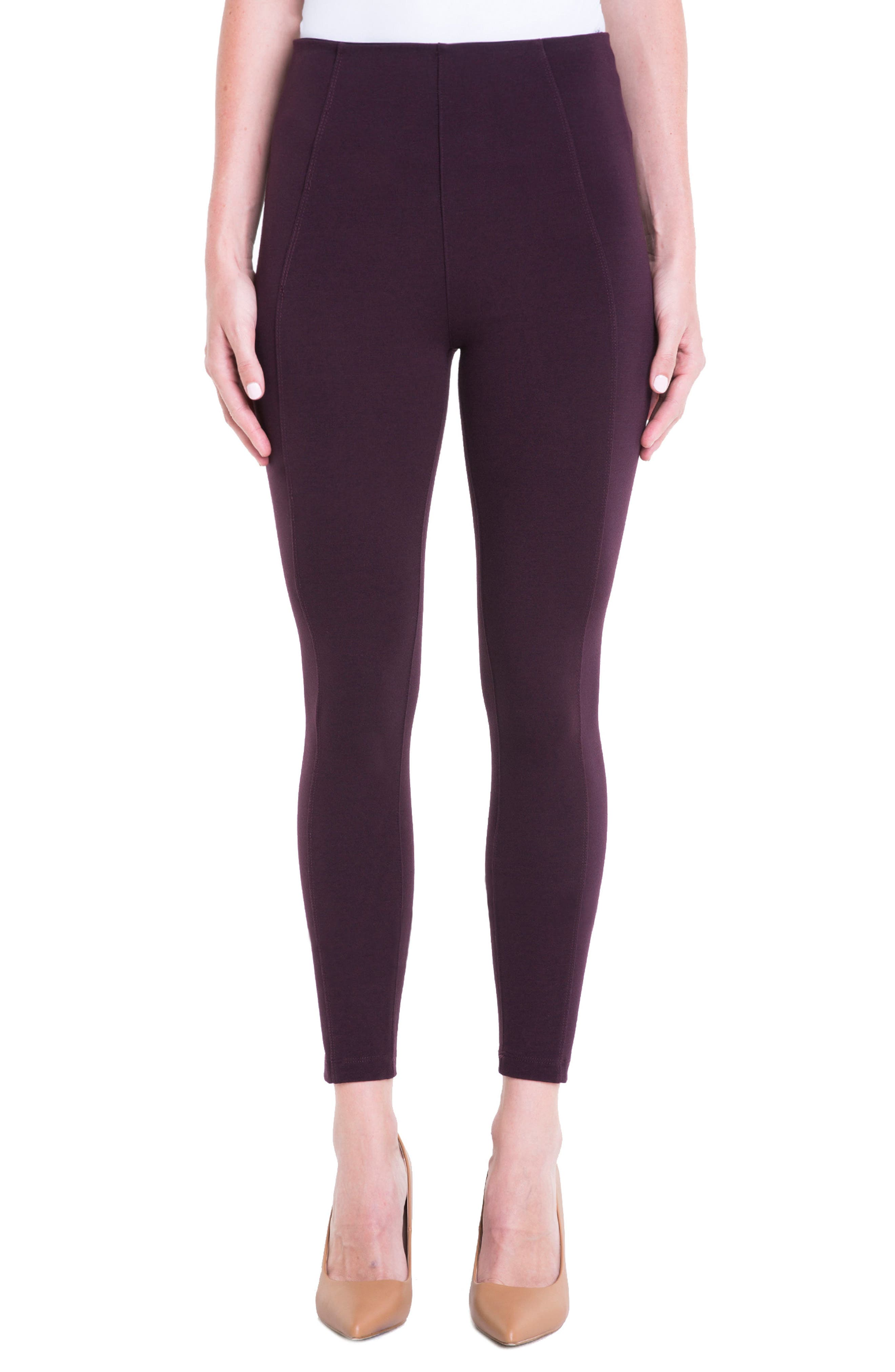 Alternate Image 1 Selected - Liverpool Jeans Company Reese Ankle Leggings