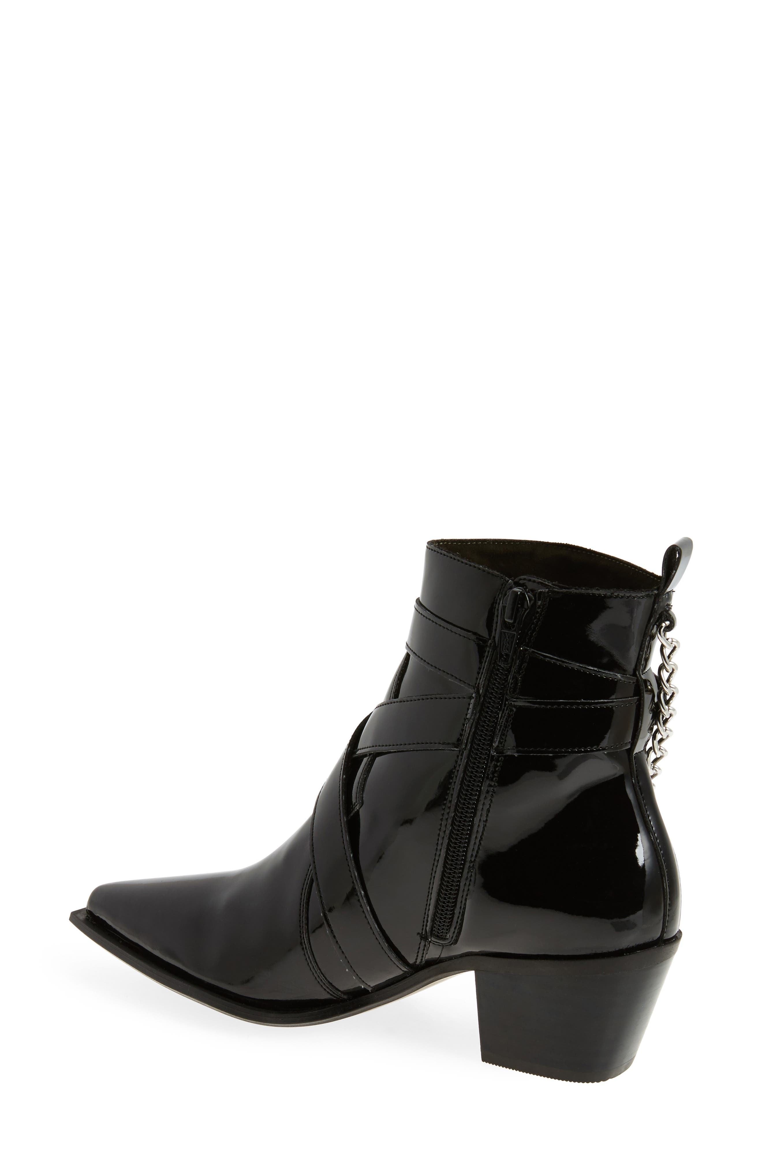 Alternate Image 2  - Topshop Move It Western Boot (Women)