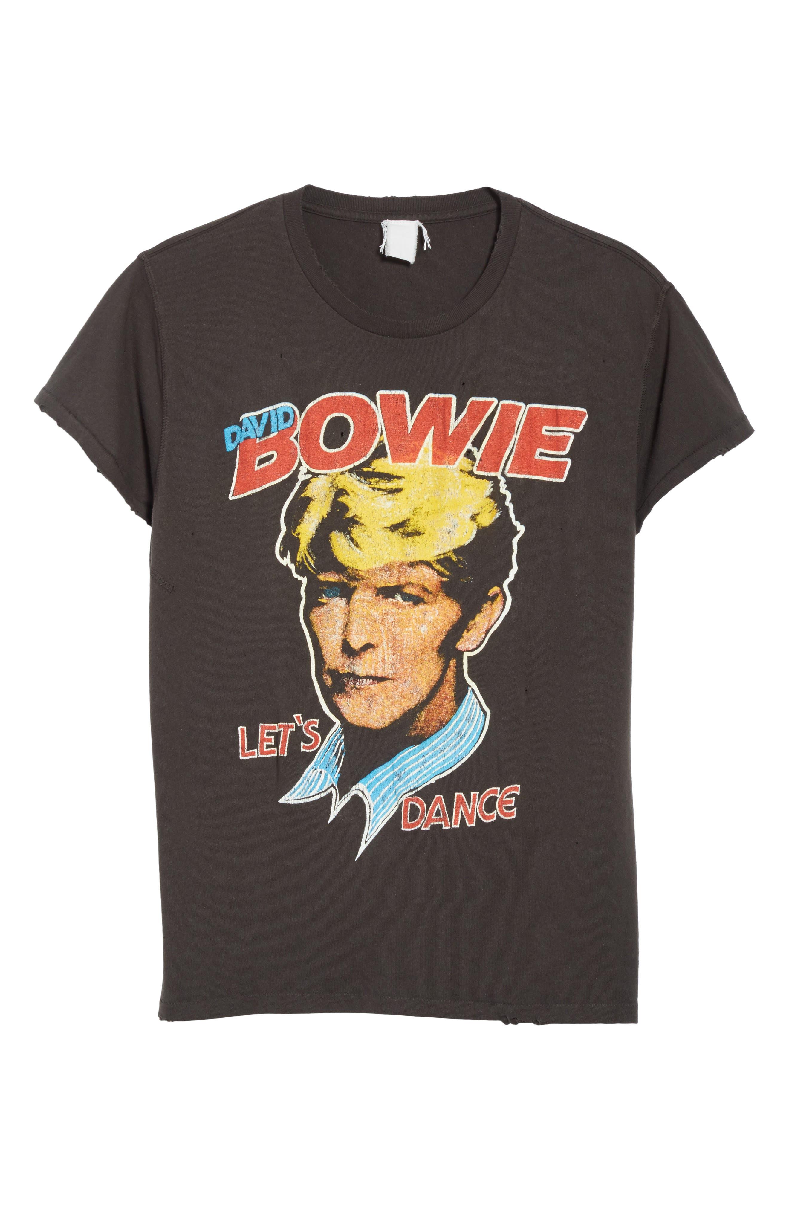 Alternate Image 6  - Madeworn David Bowie Graphic T-Shirt
