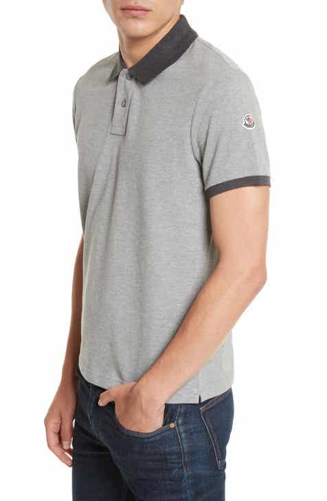 db8d7cd03 Men s Moncler Polo Shirts