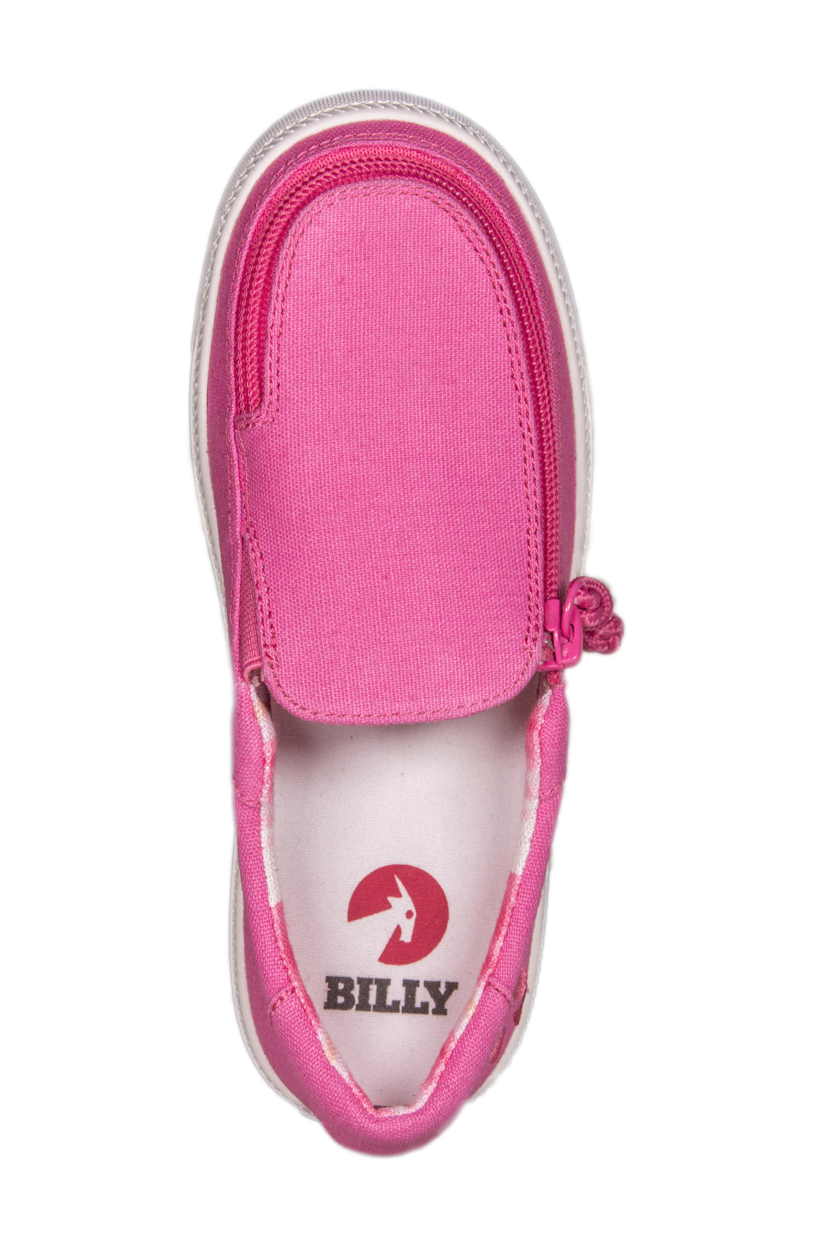Alternate Image 5  - BILLY Footwear Zip Around Low Top Sneaker (Toddler, Little Kid & Big Kid)