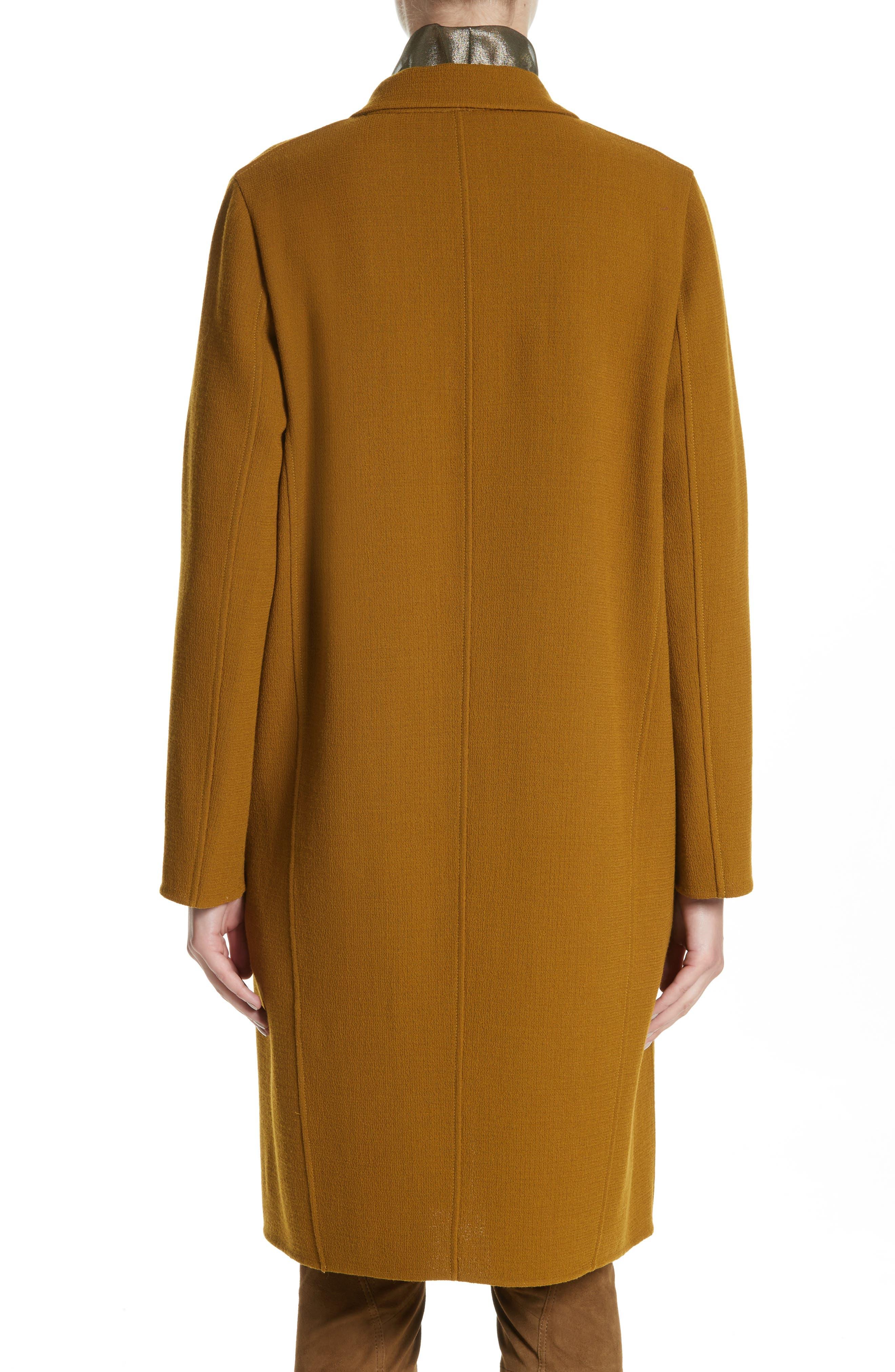 Alternate Image 2  - Lafayette 148 New York Jolina Nouveau Crepe Jacket