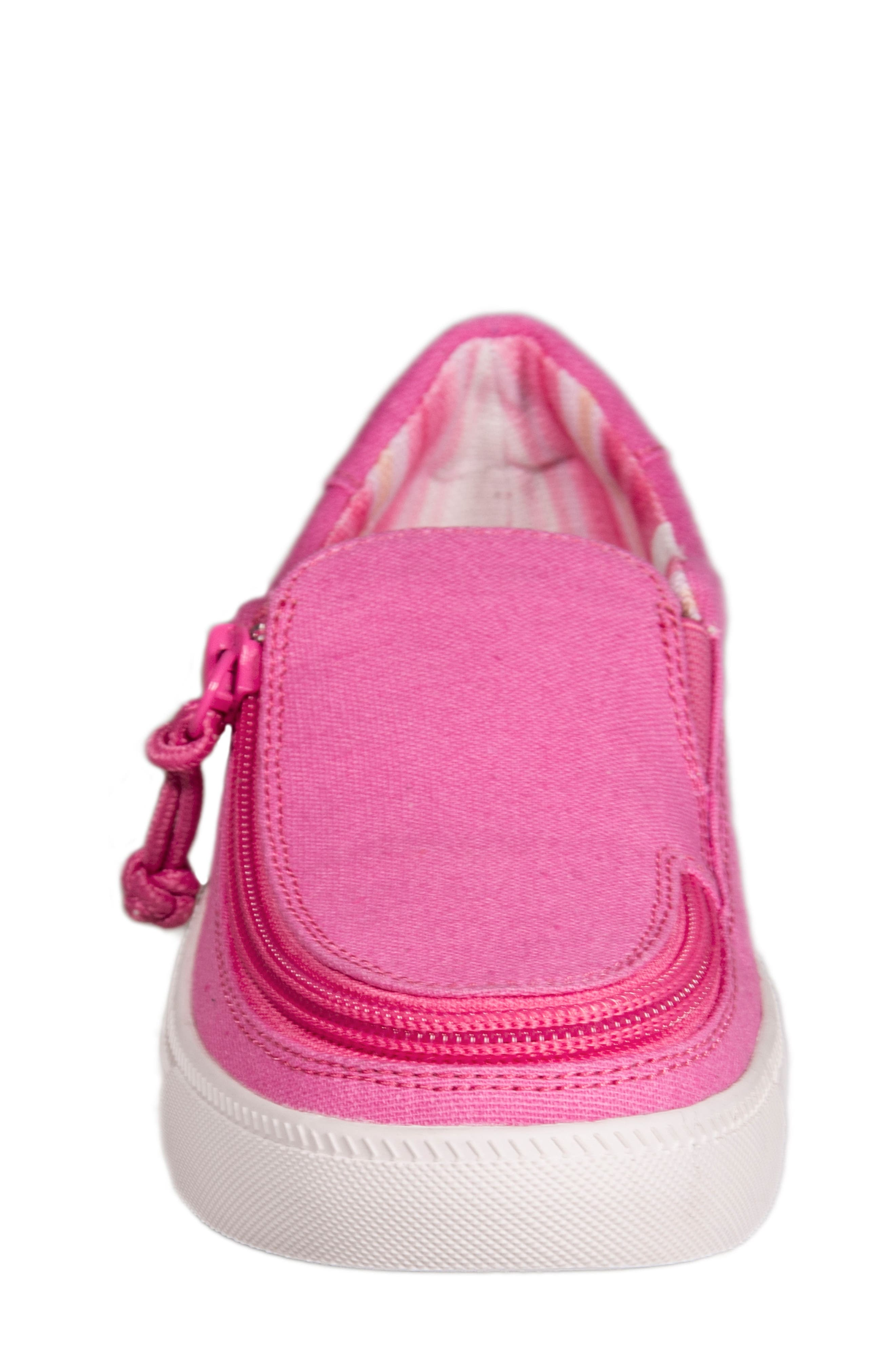 Alternate Image 3  - BILLY Footwear Zip Around Low Top Sneaker (Toddler, Little Kid & Big Kid)