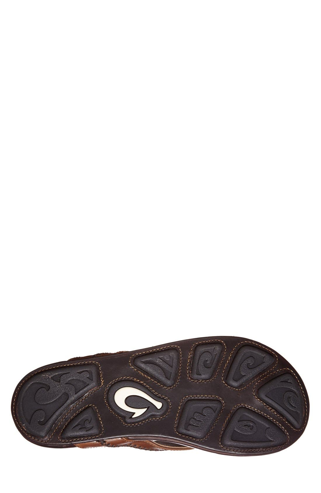 Alternate Image 4  - OluKai 'Mea Ola' Flip Flop (Men)