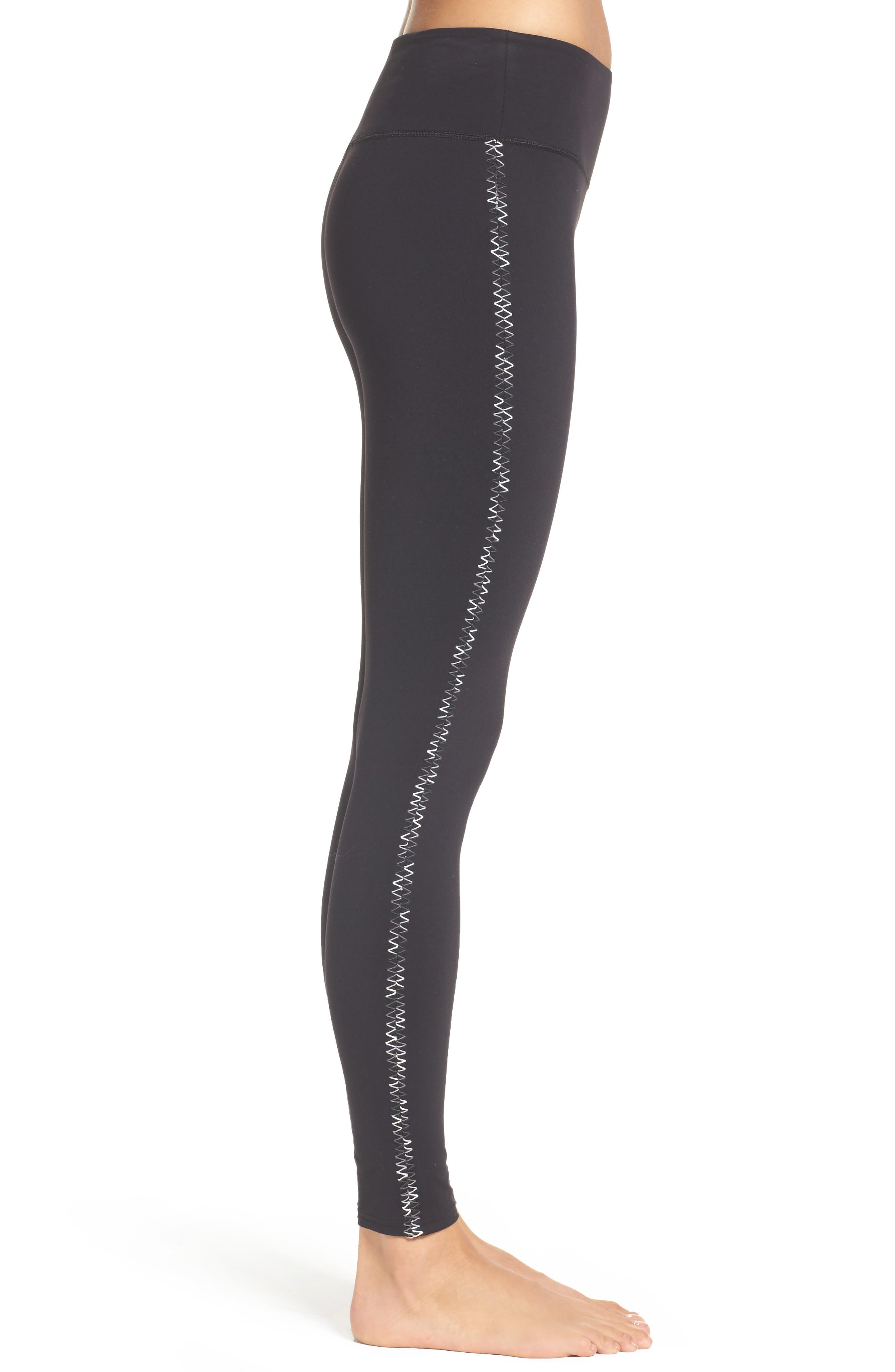 Alternate Image 3  - Free People Stitch in Time Leggings