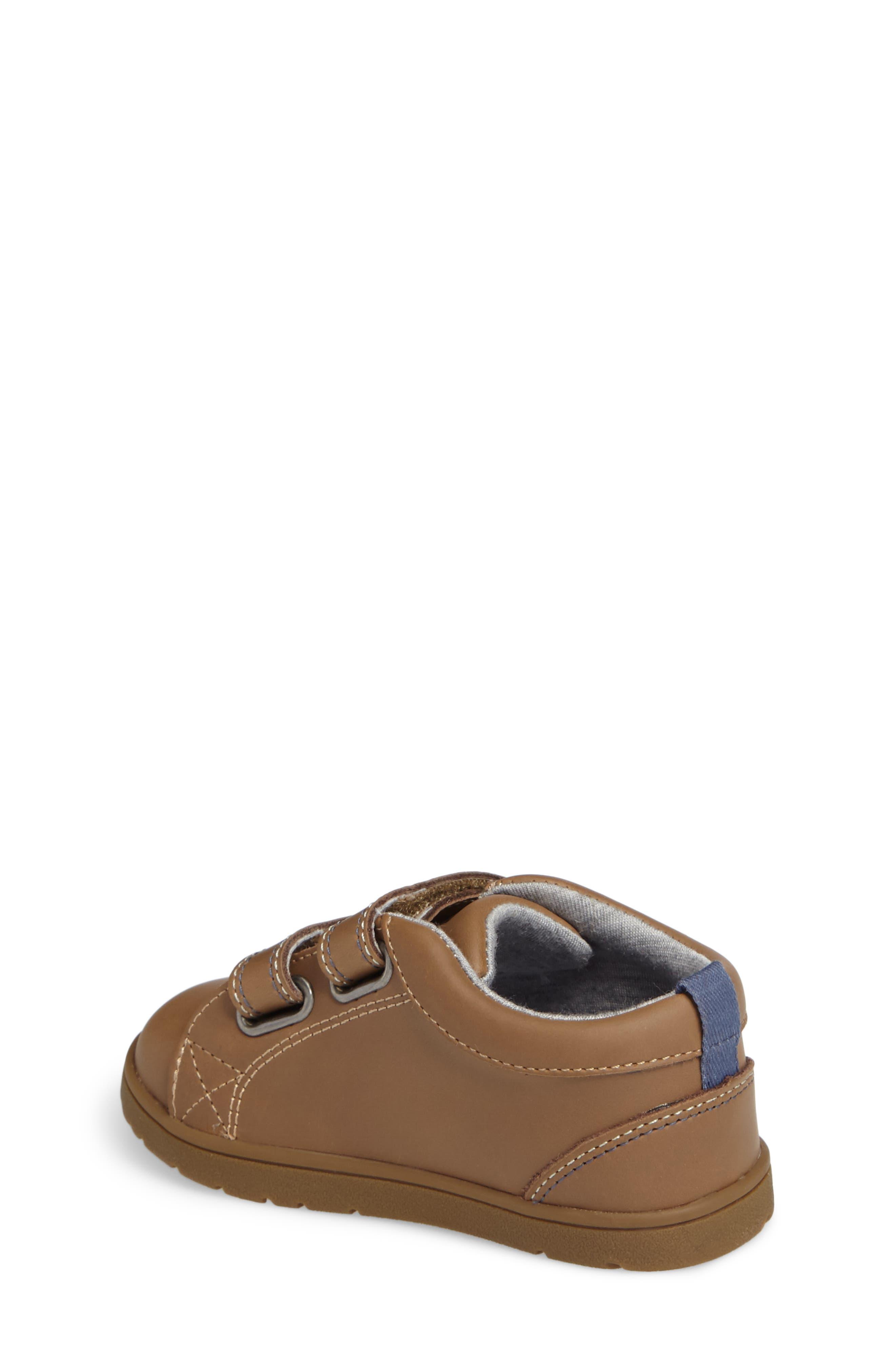 Alternate Image 2  - Tucker + Tate Conner Embroidered Sneaker (Baby, Walker & Toddler)
