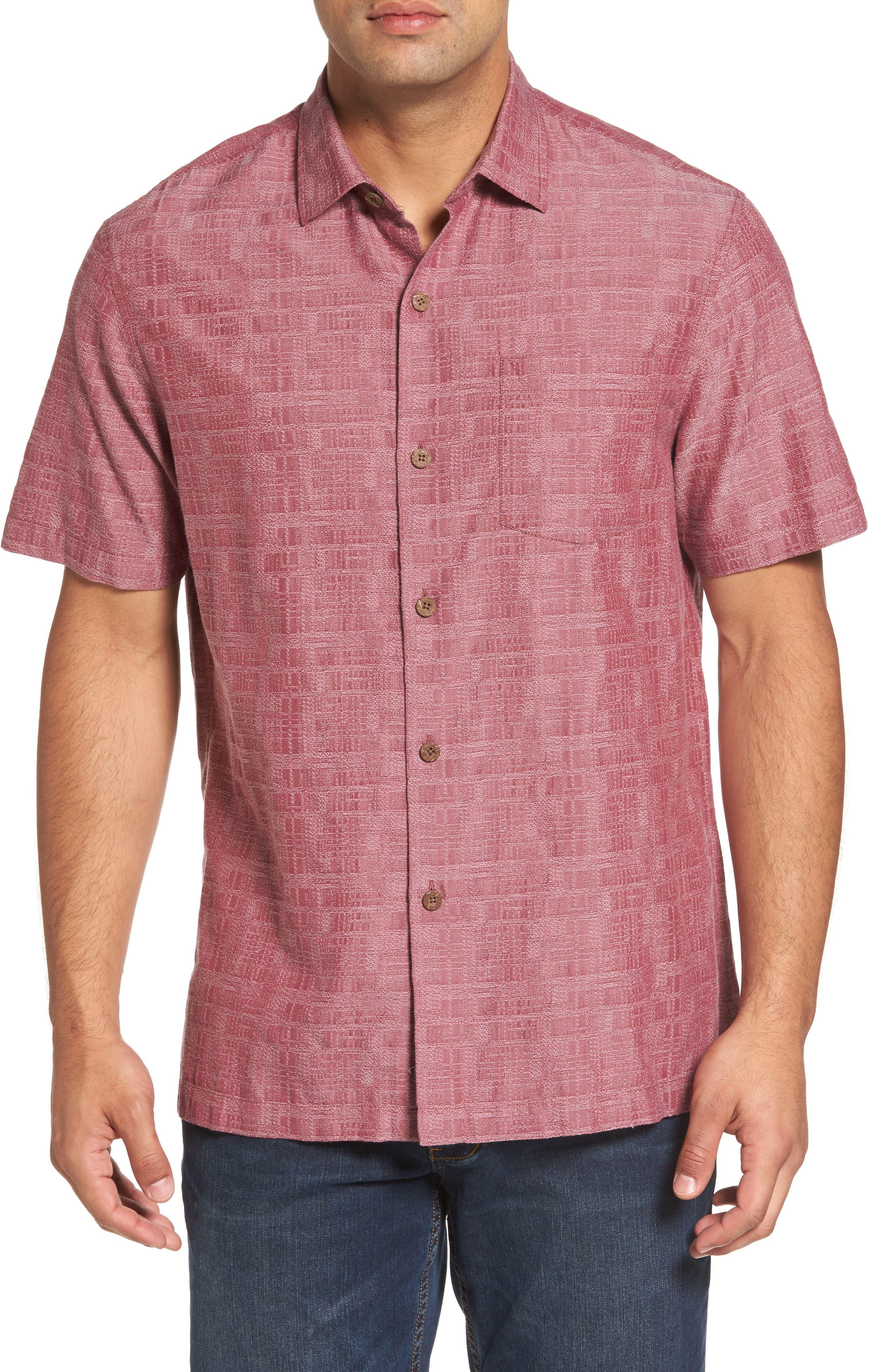 Tommy Bahama Oceanside Woven Shirt