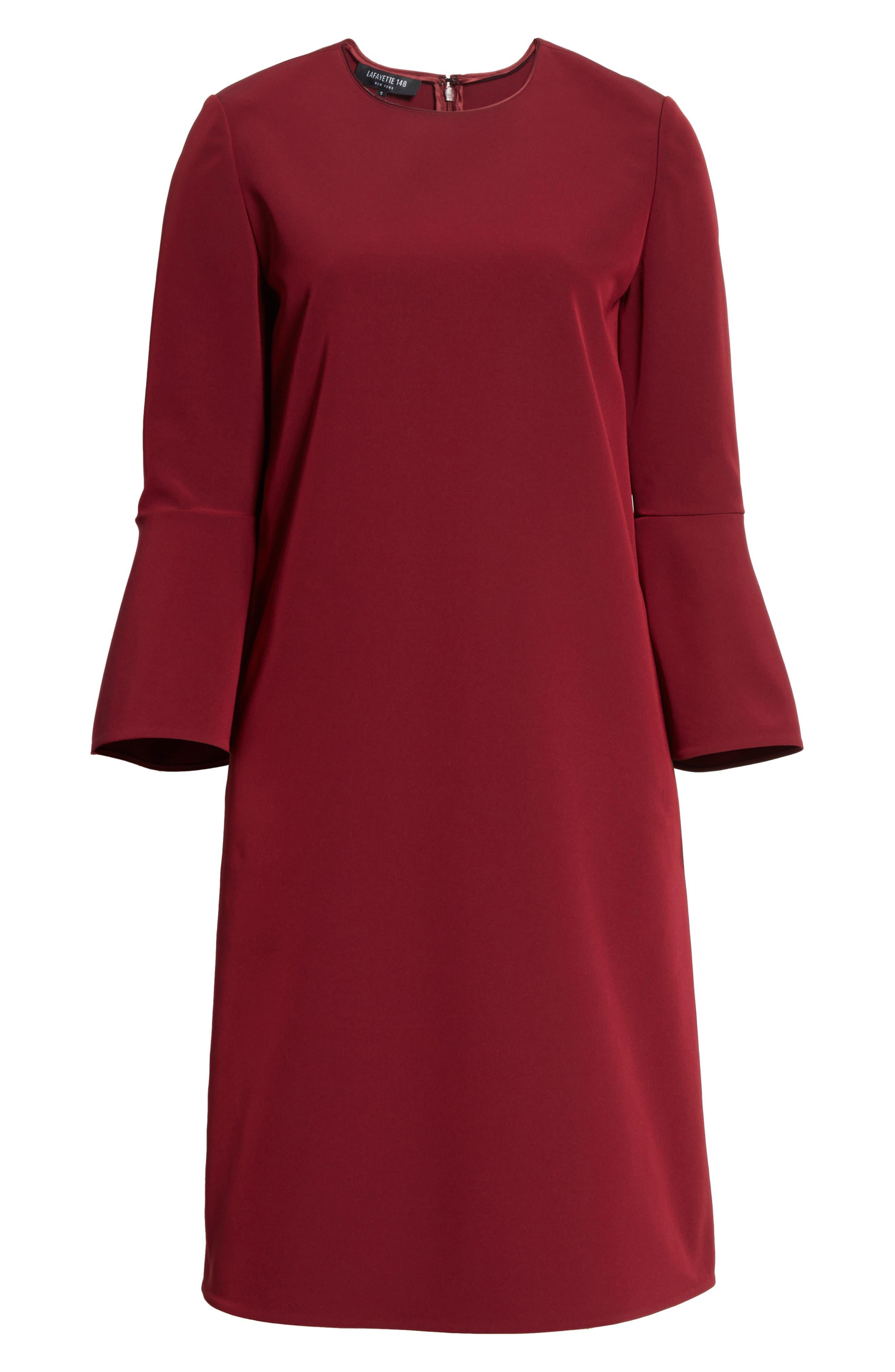 Alternate Image 6  - Lafayette 148 New York Sidra Emory Cloth Dress