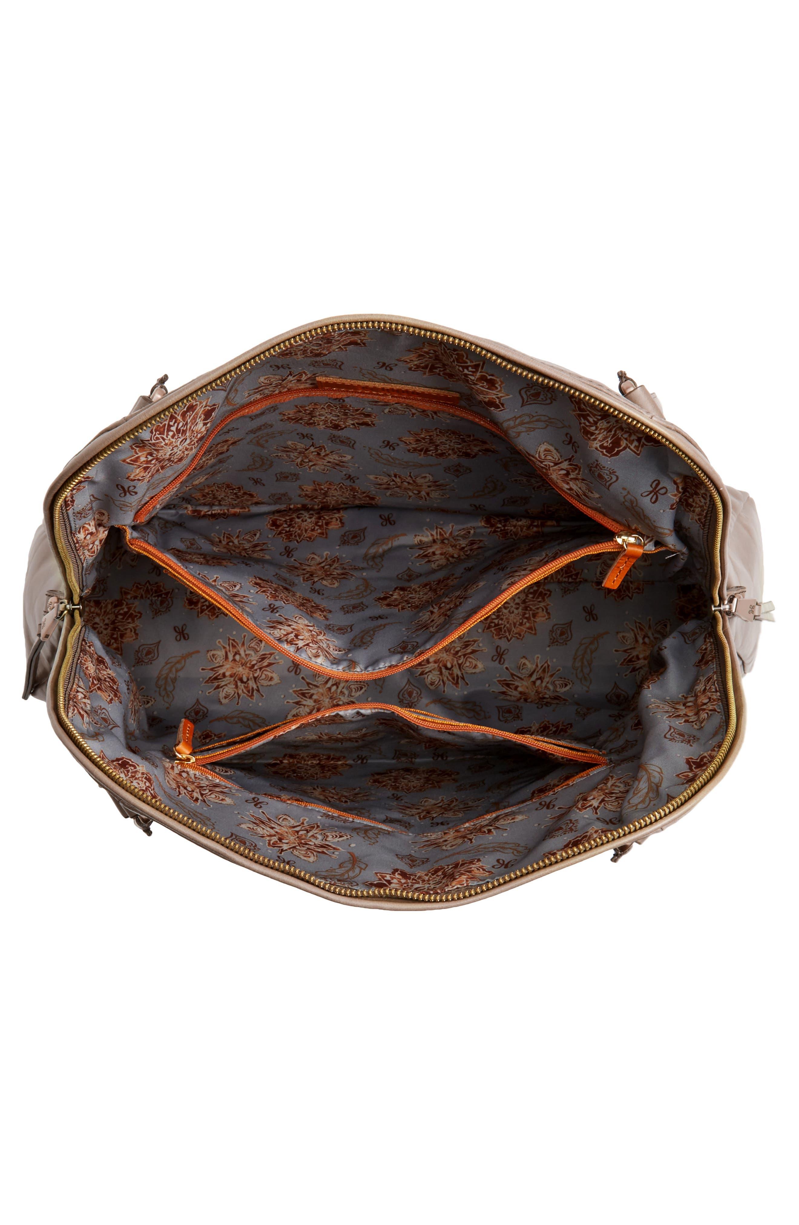 Alternate Image 4  - Hobo Delaney Calfskin Leather Tote