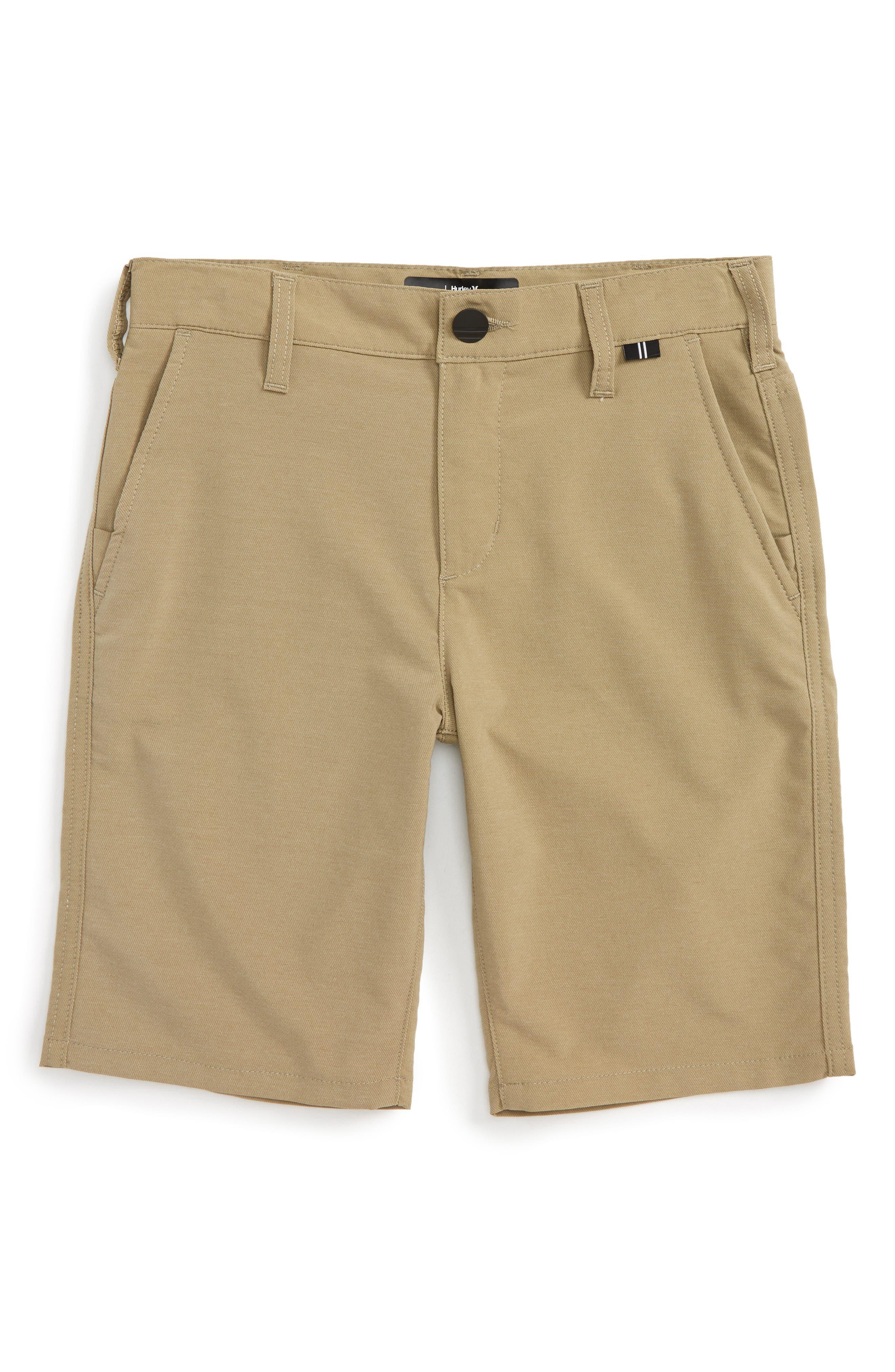 Hurley Dri-FIT Chino Shorts (Big Boys)