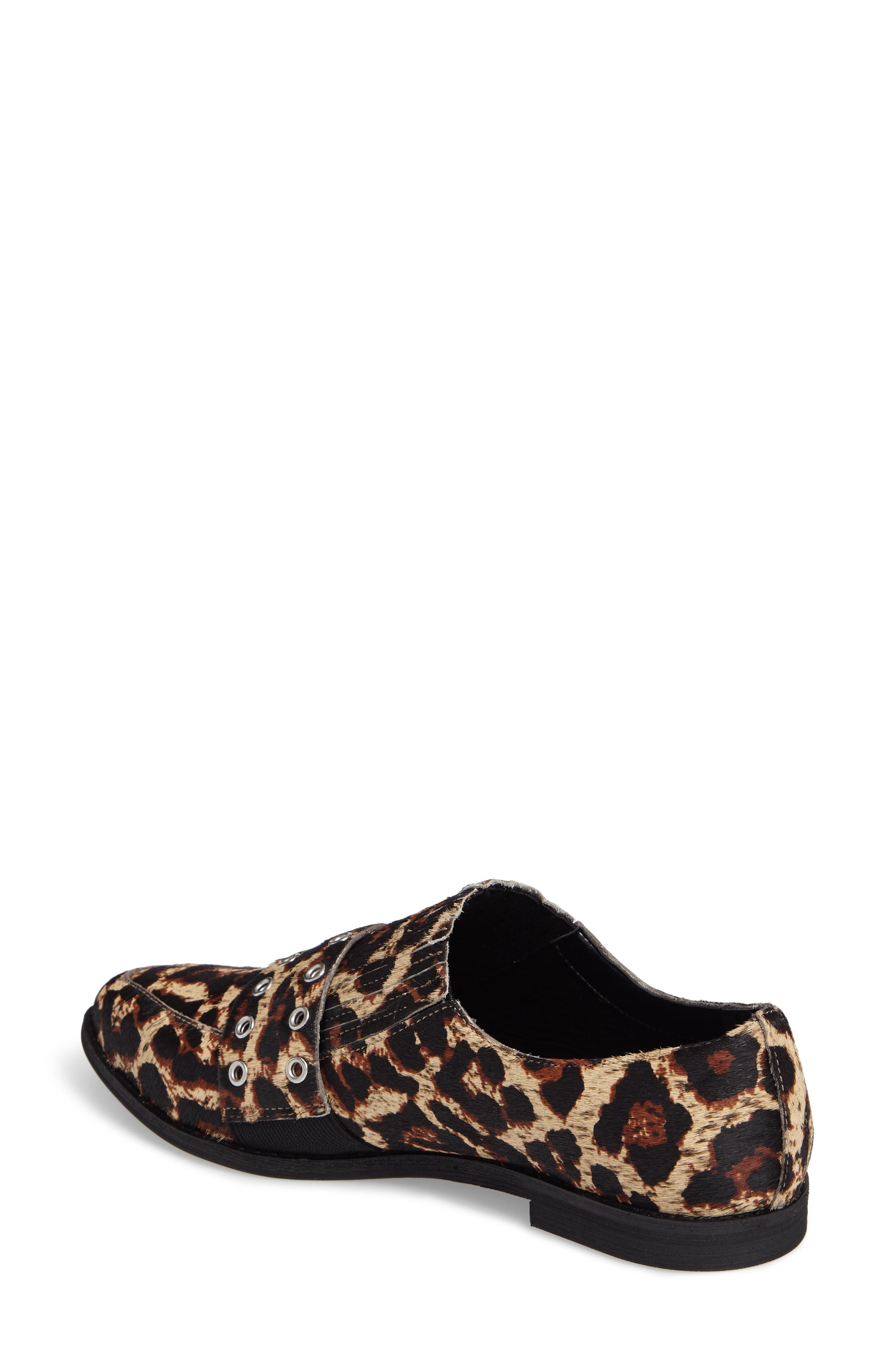 Alternate Image 2  - Treasure & Bond Ainsley Pointy Toe Loafer