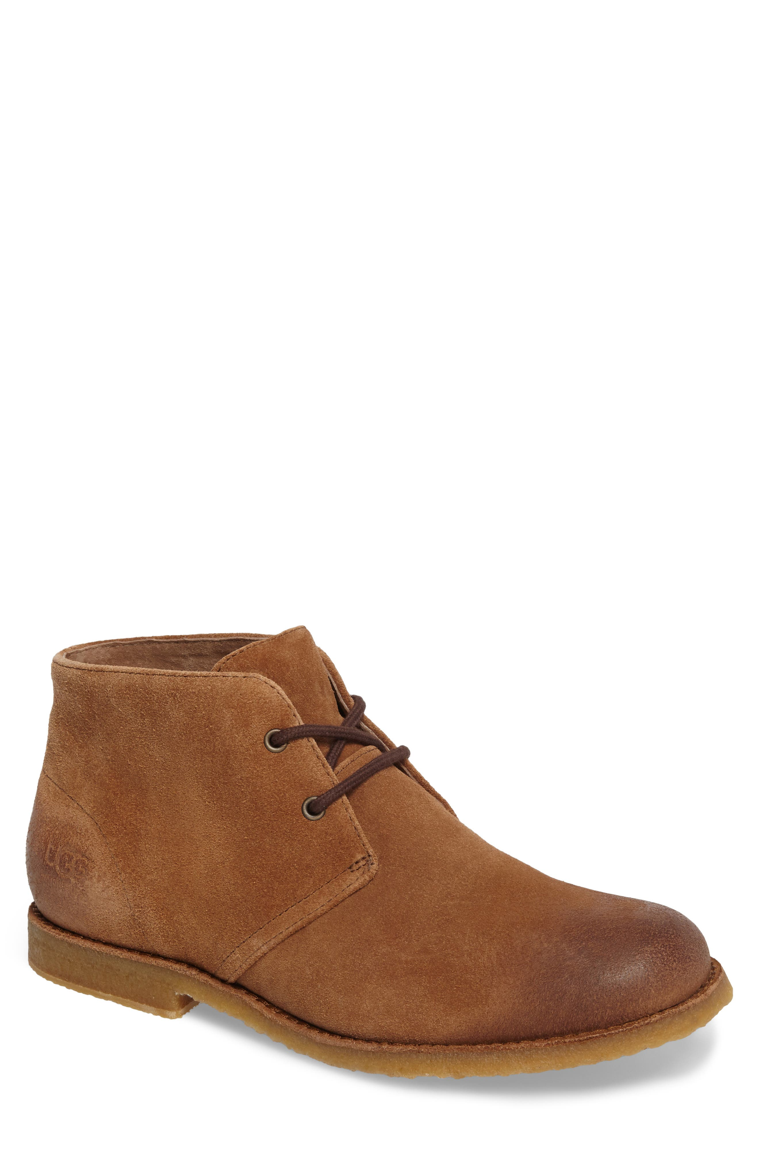Alternate Image 1 Selected - UGG® Leighton Chukka Boot (Men)