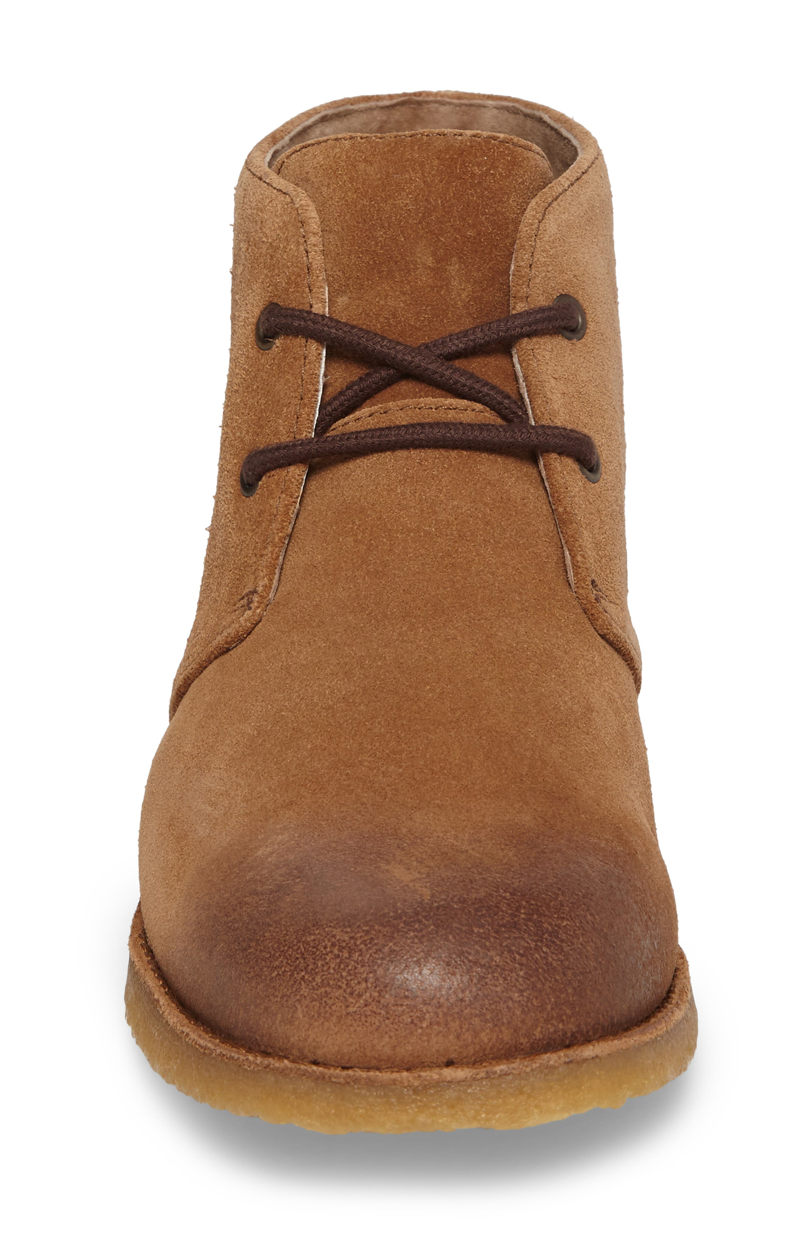 Alternate Image 4  - UGG® Leighton Chukka Boot (Men)