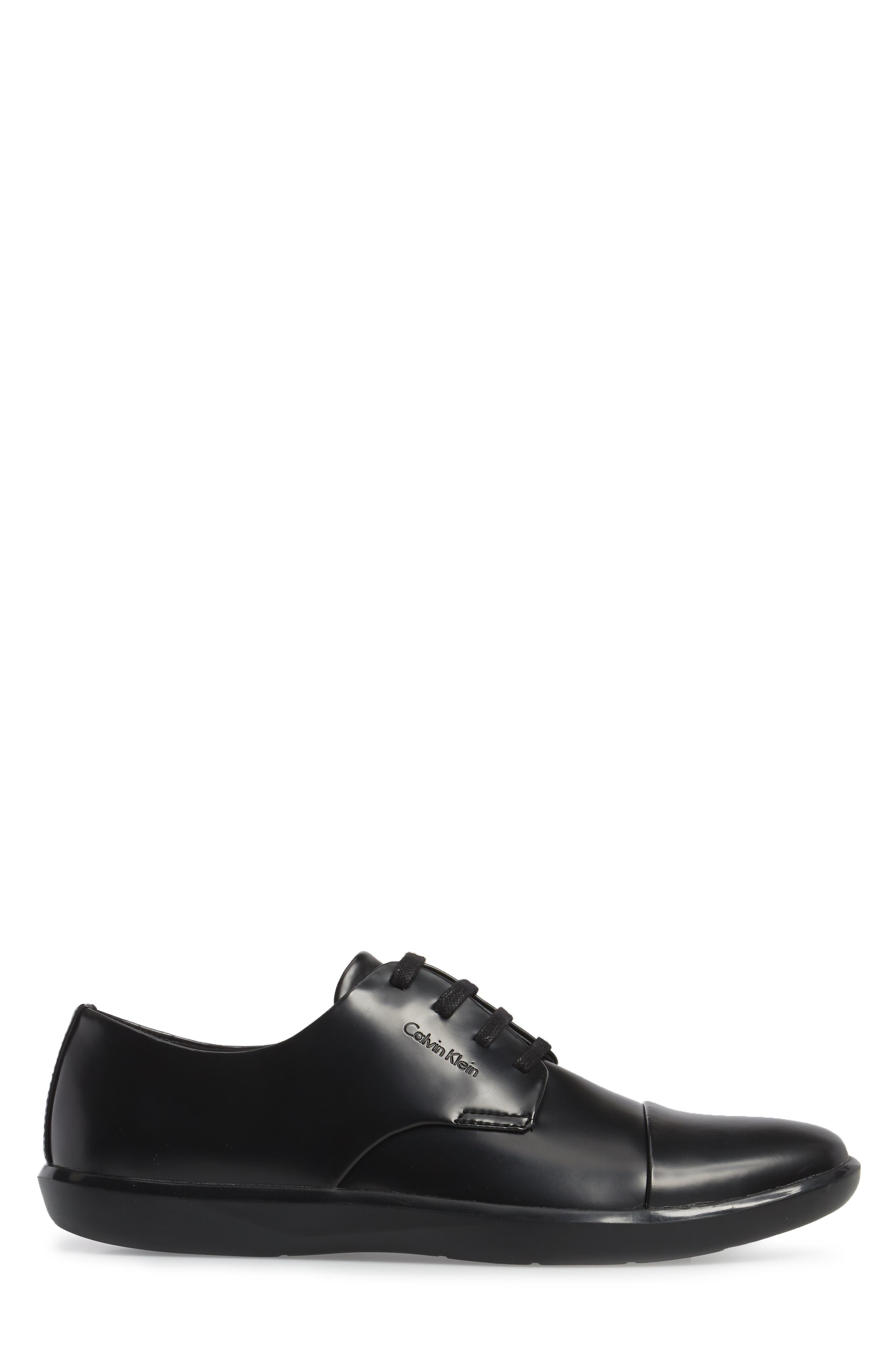 Alternate Image 3  - Calvin Klein Magnar Cap Toe Derby (Men)